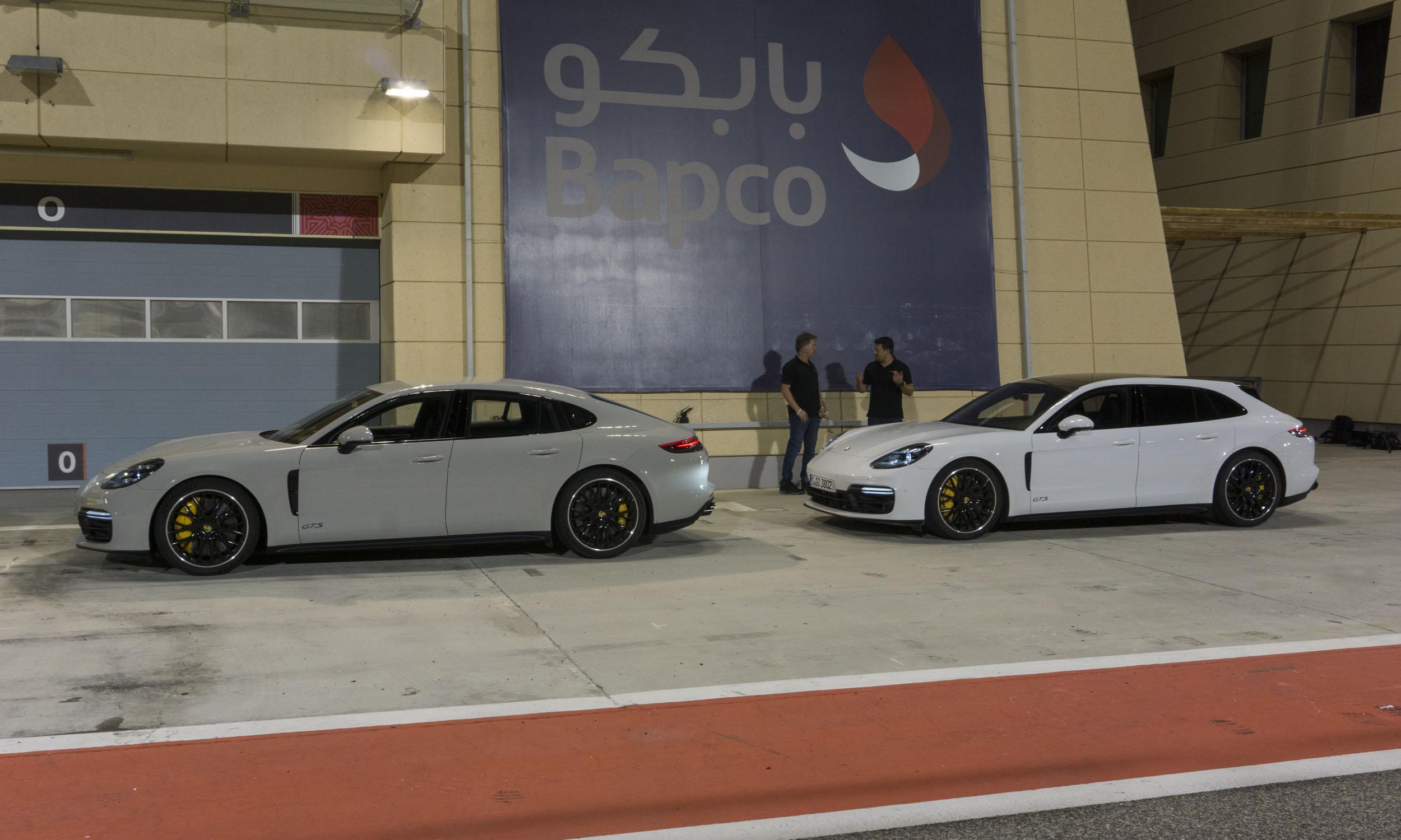 2019 Porsche Panamera Gts First Drive Review Autonxt