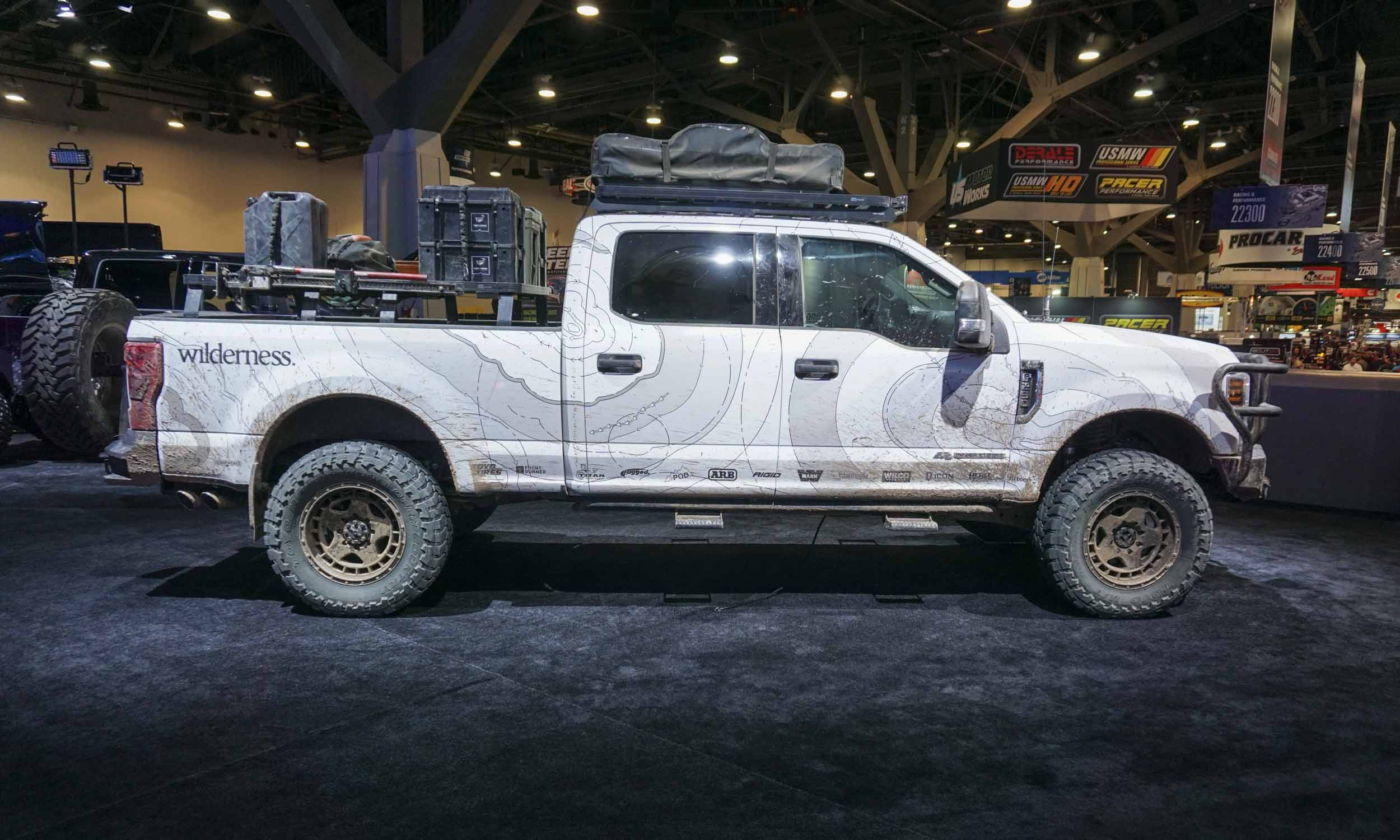 Kayak Roof Rack For Cars >> 2018 SEMA Show: Ford Customs - » AutoNXT
