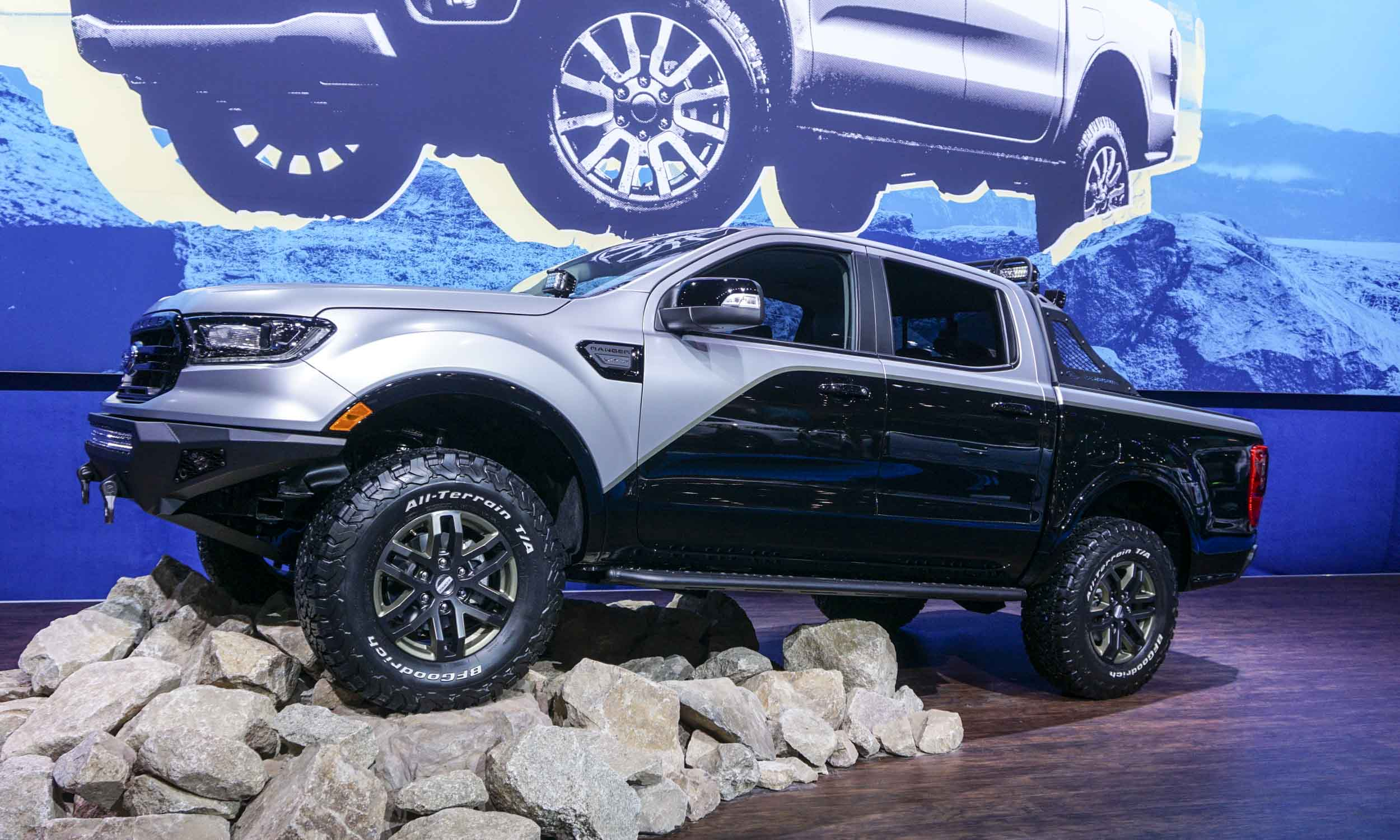 2018 Sema Show Ford Customs Autonxt