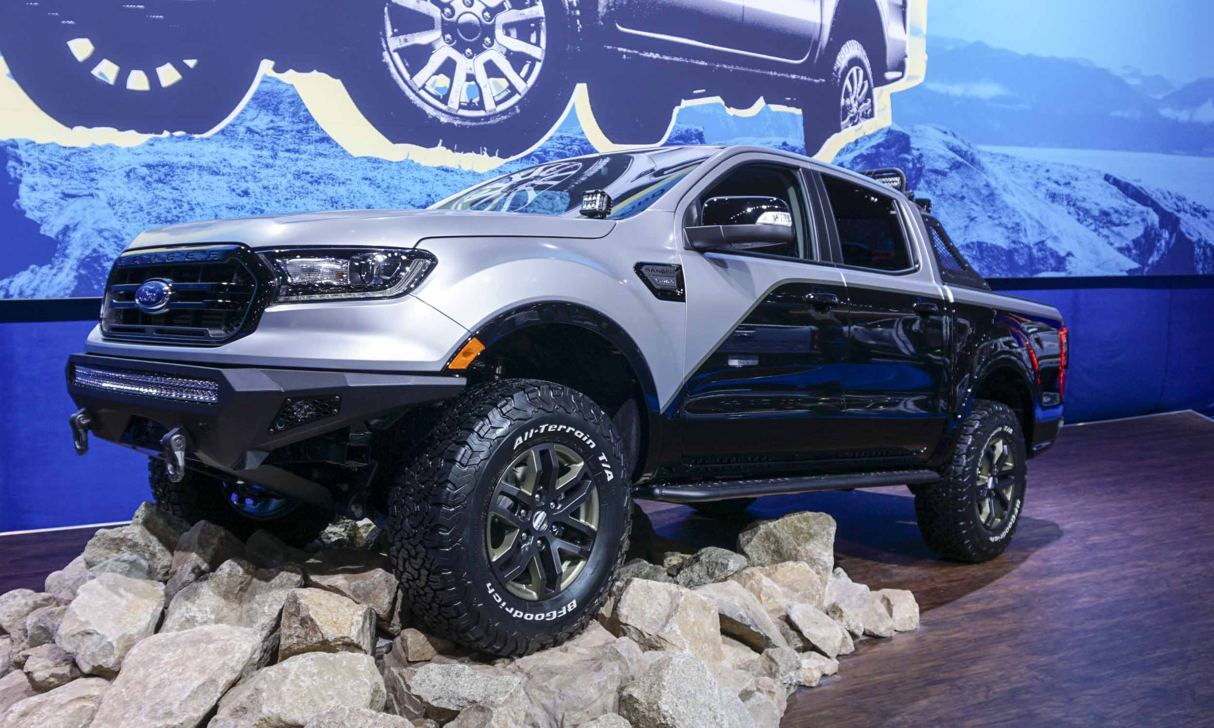 2018 Sema Show Ford Customs 187 Autonxt
