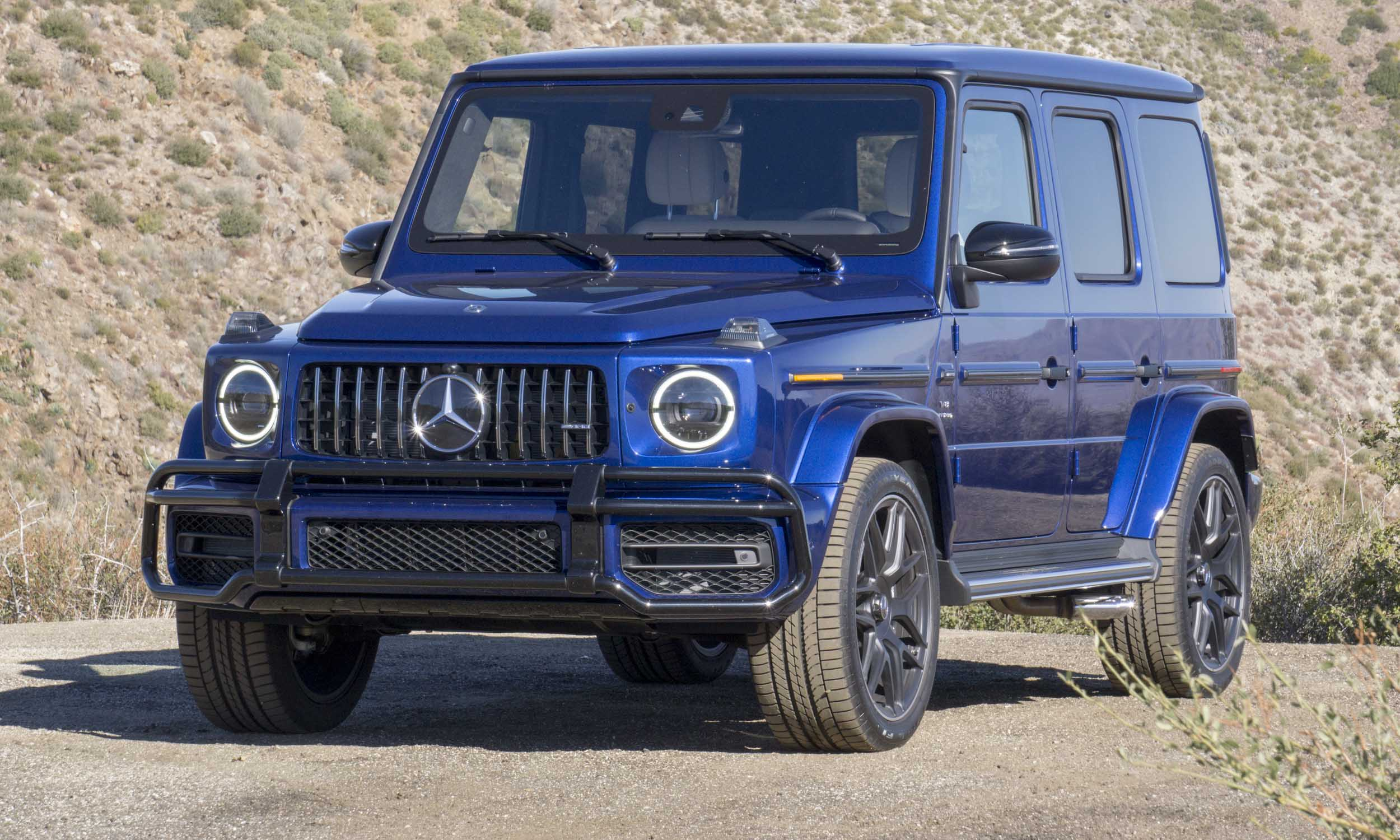 2019 Mercedes Benz G Class First Drive Review Our Auto Expert