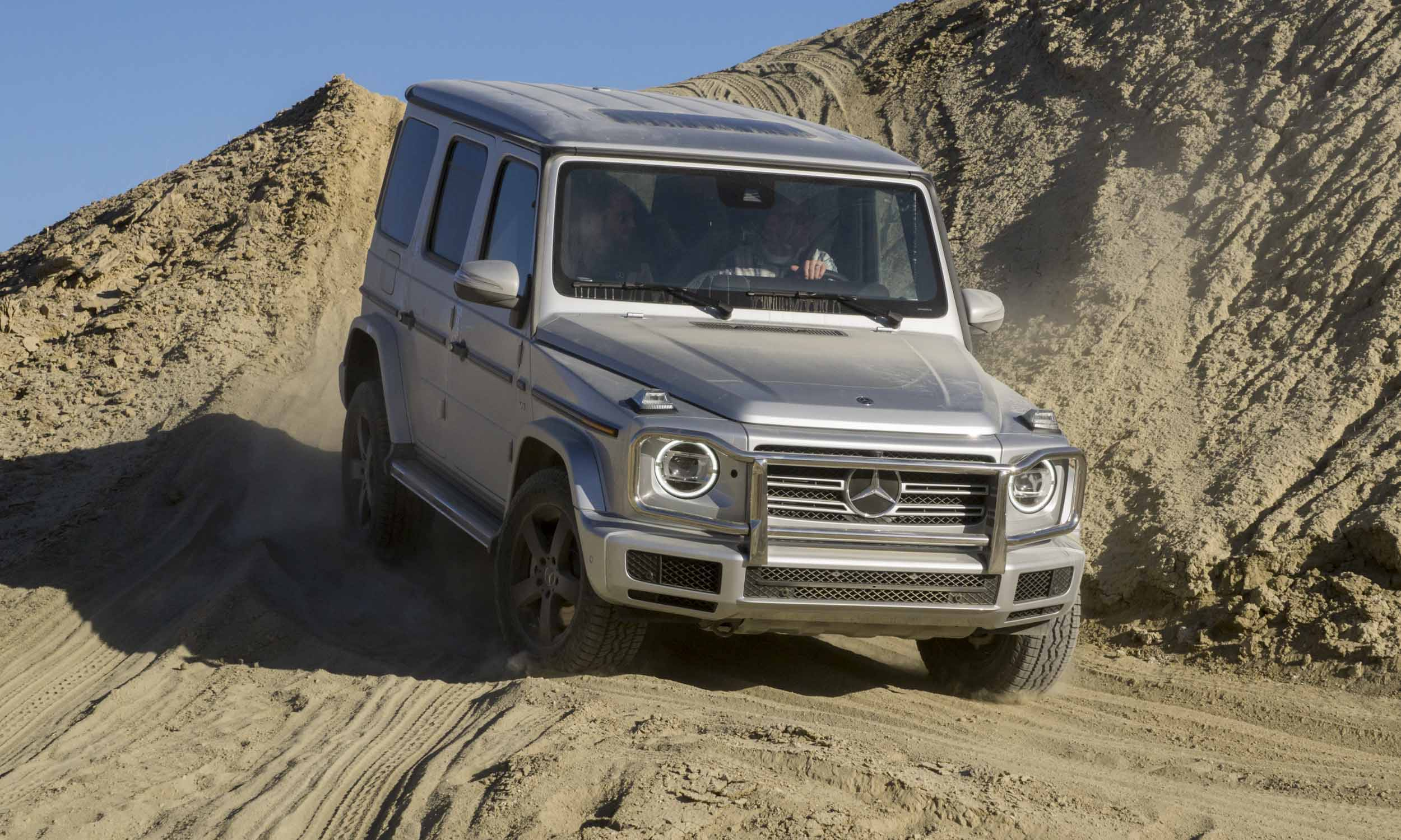 2019 Mercedes-Benz G-Class: First Drive Review - » AutoNXT
