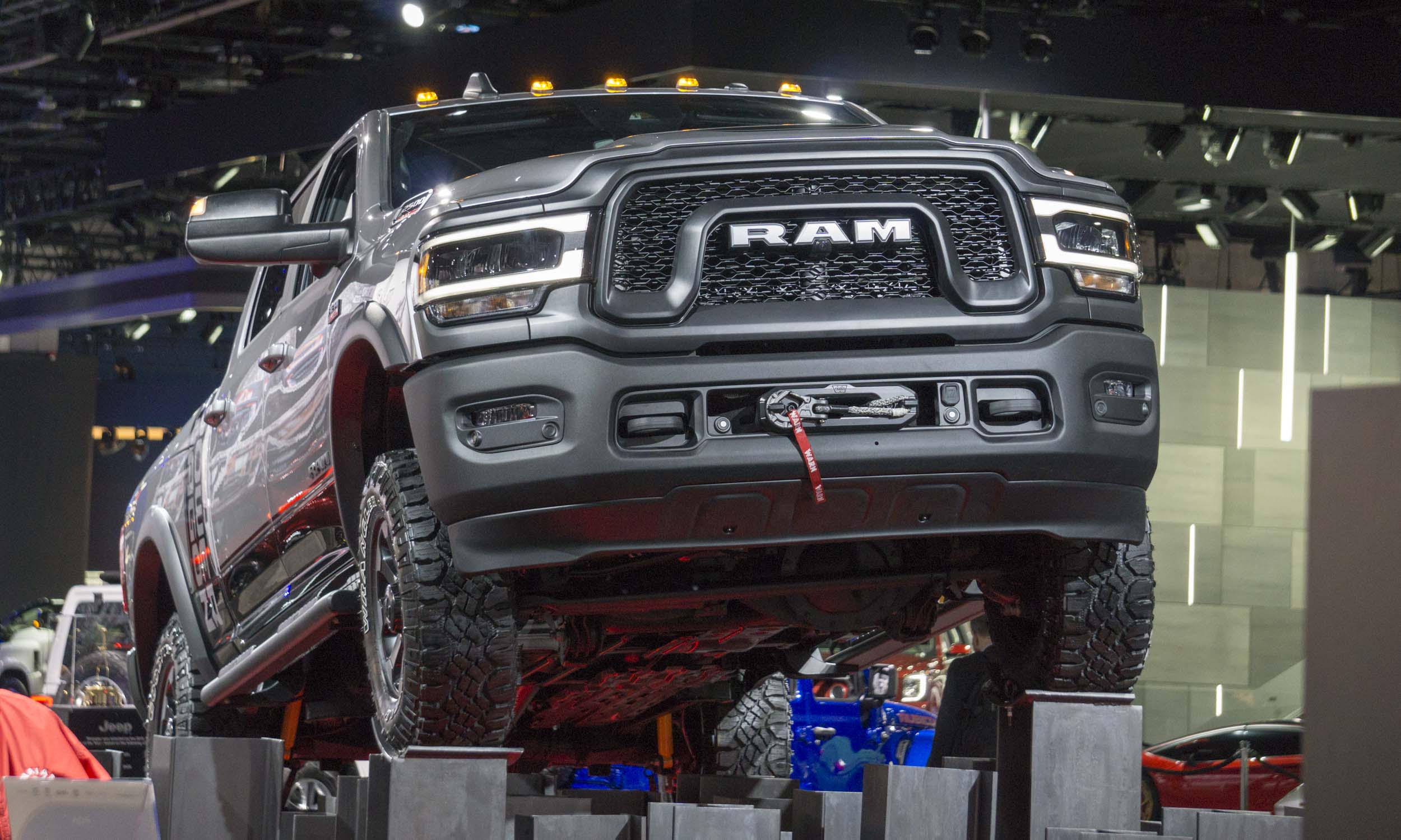 2019 Detroit Auto Show New Trucks And Suvs Autonxt