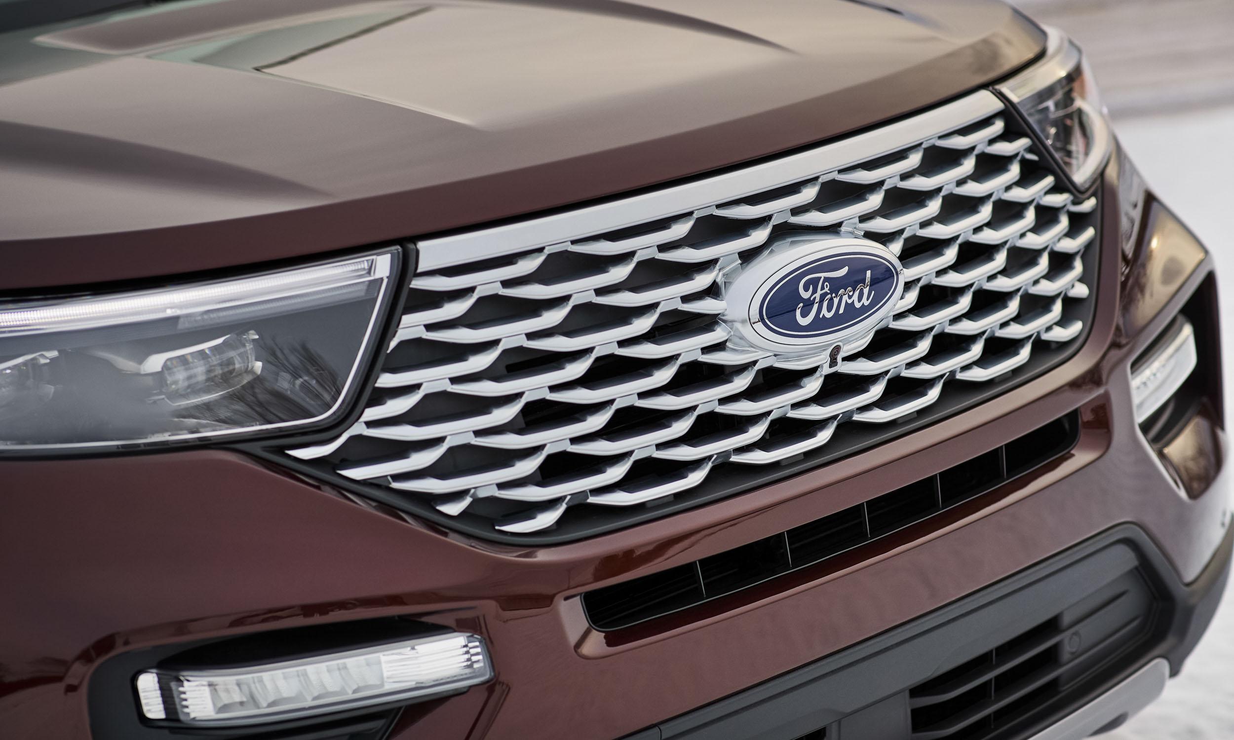2020 Ford Explorer: First Look - » AutoNXT
