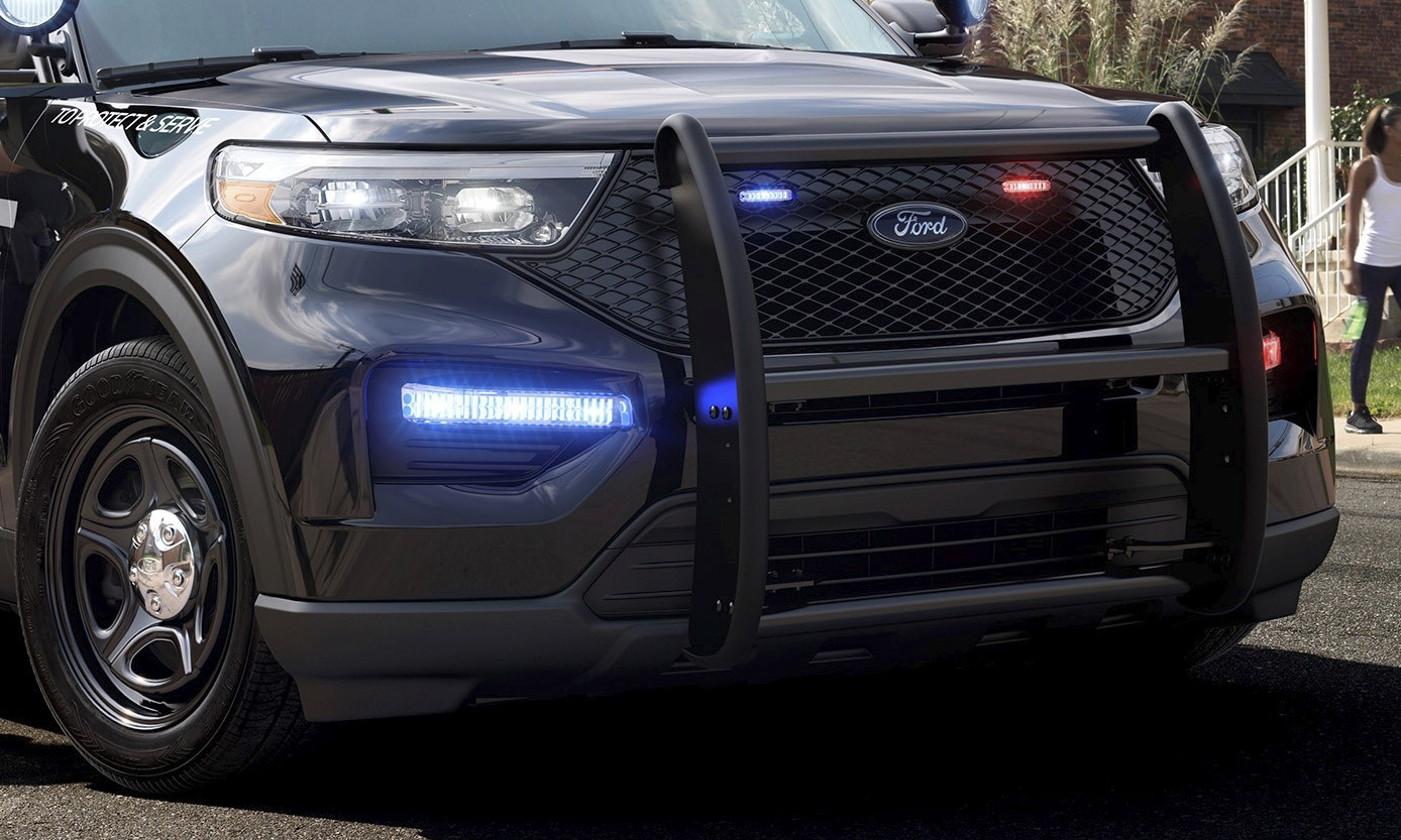 2020 Ford Police Interceptor Revealed - » AutoNXT