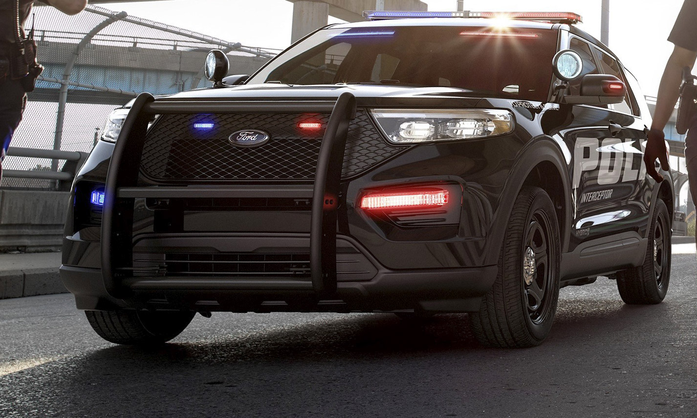 2020 Ford Police Interceptor Revealed Autonxt
