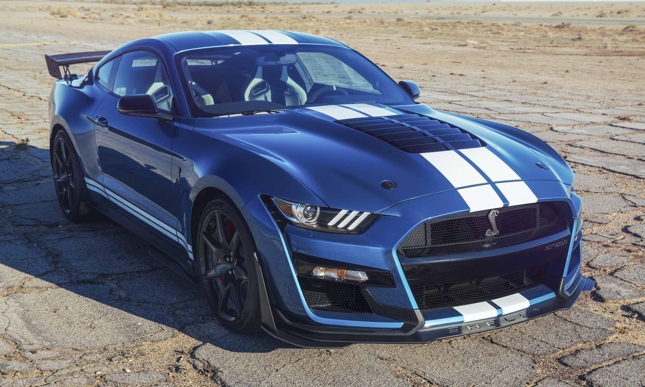 2019 Detroit Auto Show: 2020 Ford Shelby GT500 - » AutoNXT