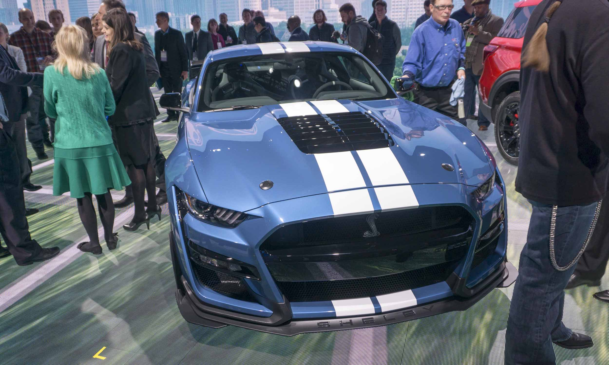 Auto Show 2020 Detroit.2019 Detroit Auto Show Photo Highlights Autonxt