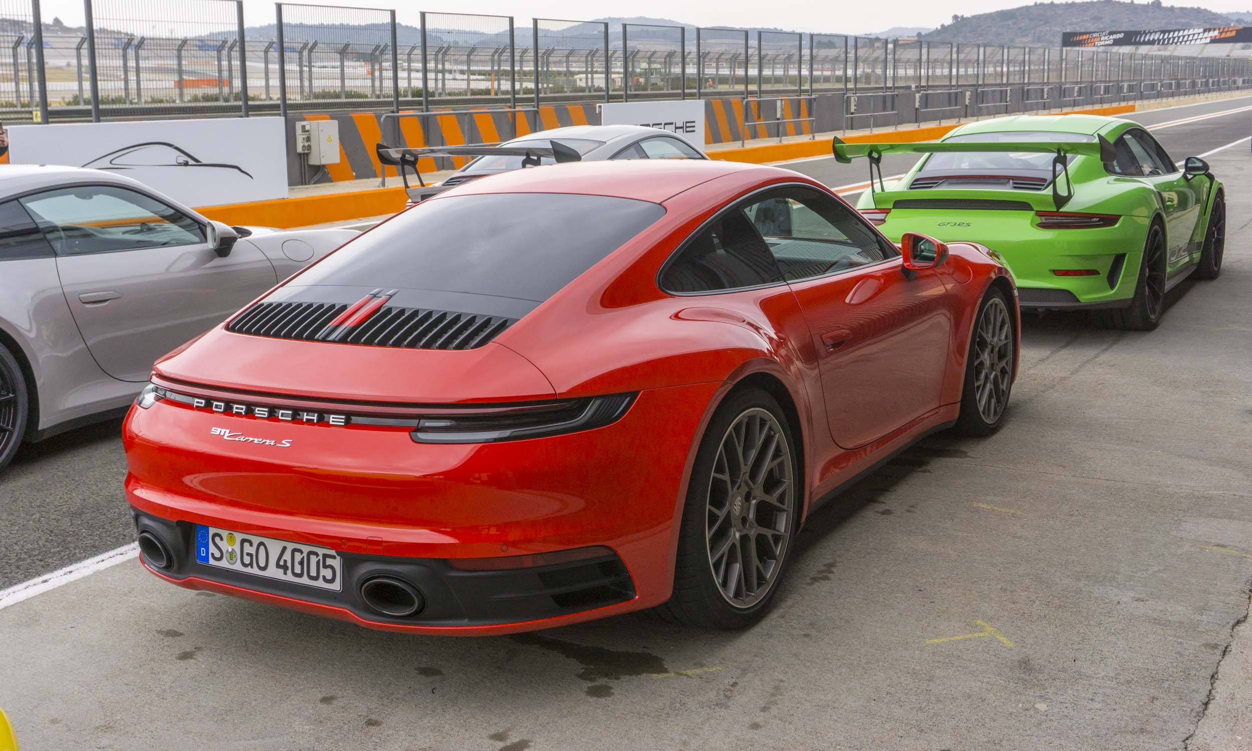 2020 Porsche 911 First Drive Review Autonxt