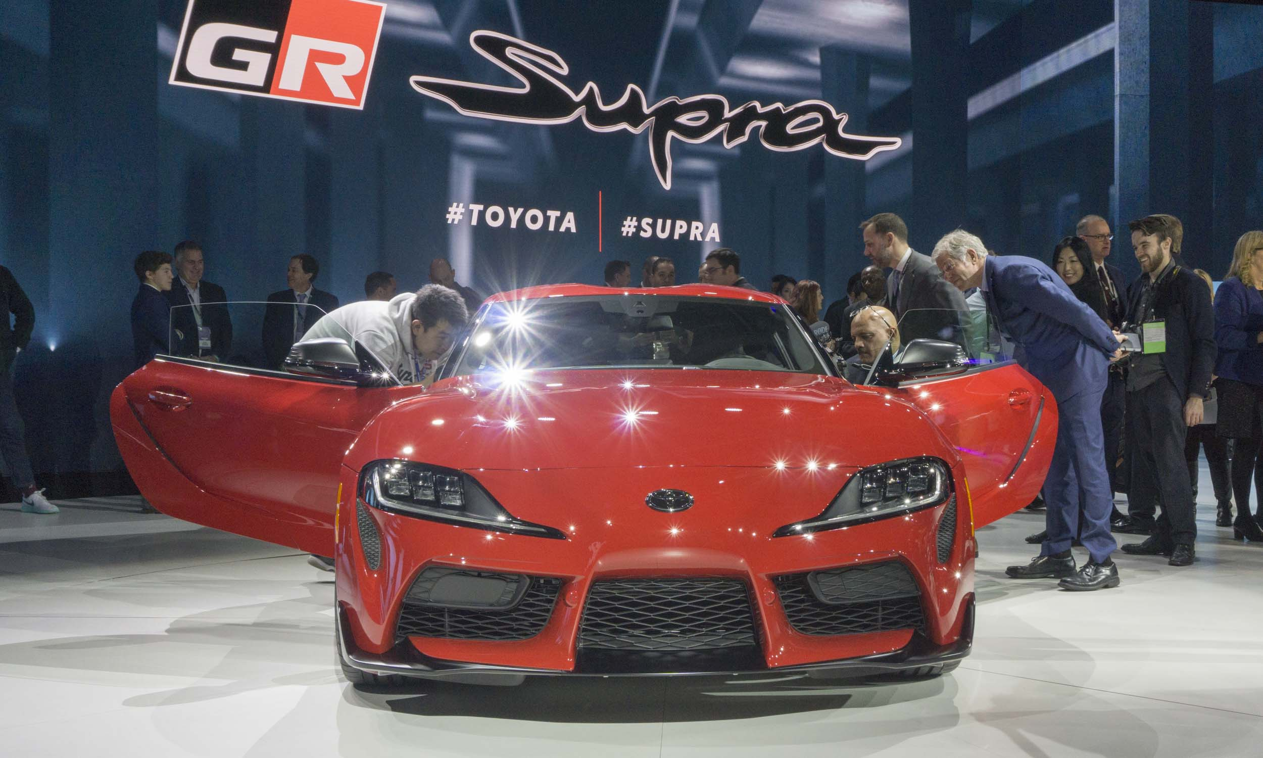 2019 Detroit Auto Show: Photo Highlights