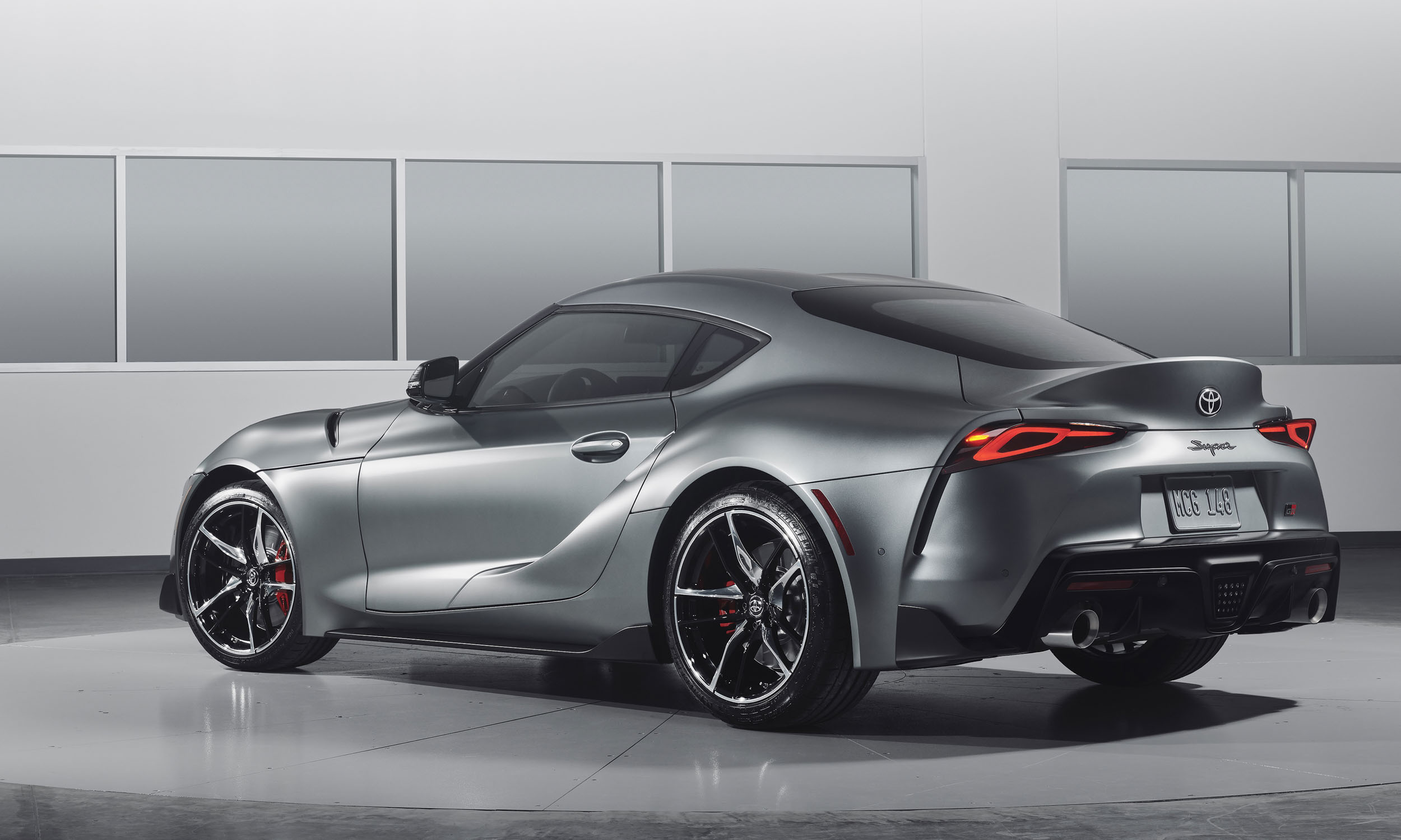 2019 Detroit Auto Show 2020 Toyota Supra 187 Autonxt