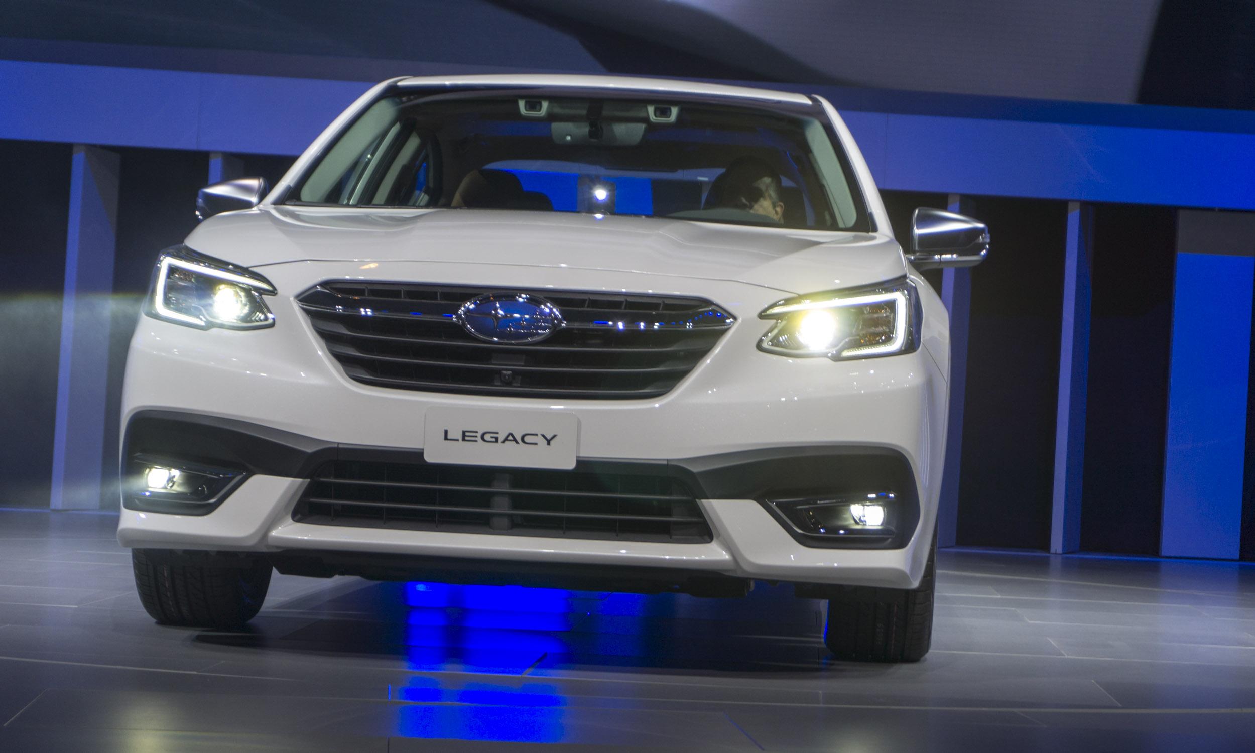 Auto Show 2020 Chicago.2019 Chicago Auto Show 2020 Subaru Legacy Autonxt