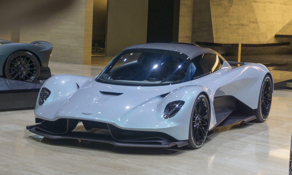 2019 Geneva Motor Show: Aston Martin AM-RB 003 - » AutoNXT