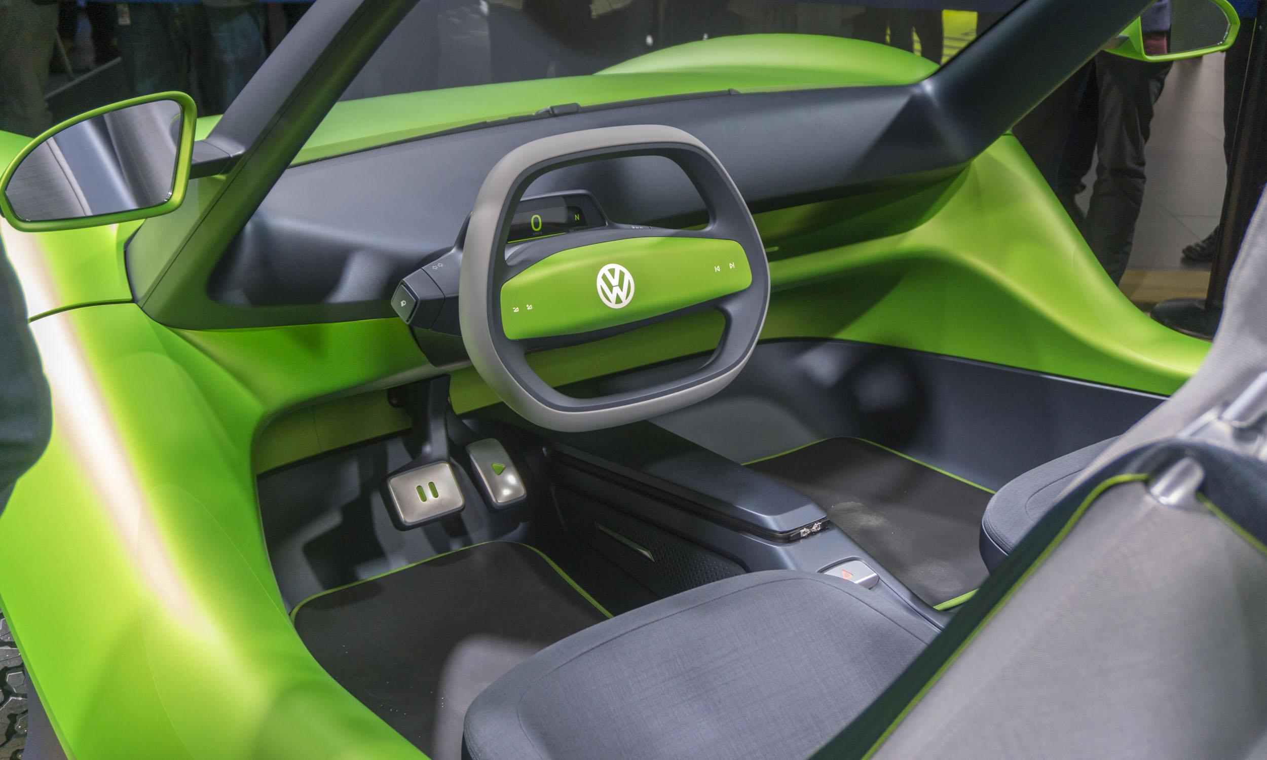 Honda Of Seattle >> 2019 Geneva Motor Show: Volkswagen ID. BUGGY Concept ...