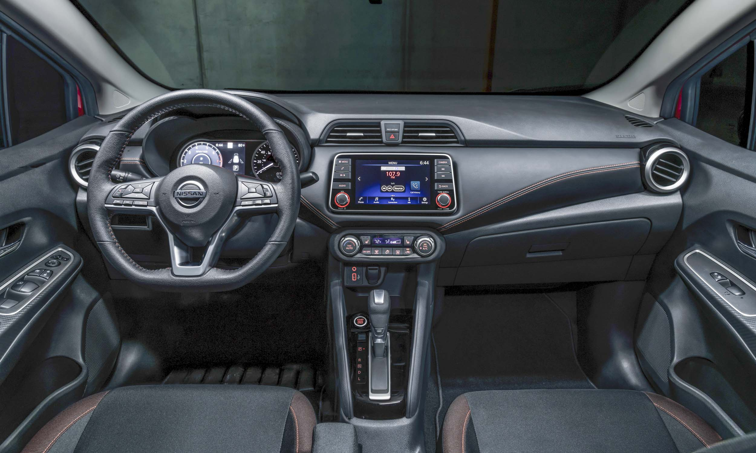 2020 Nissan Versa First Look Autonxt