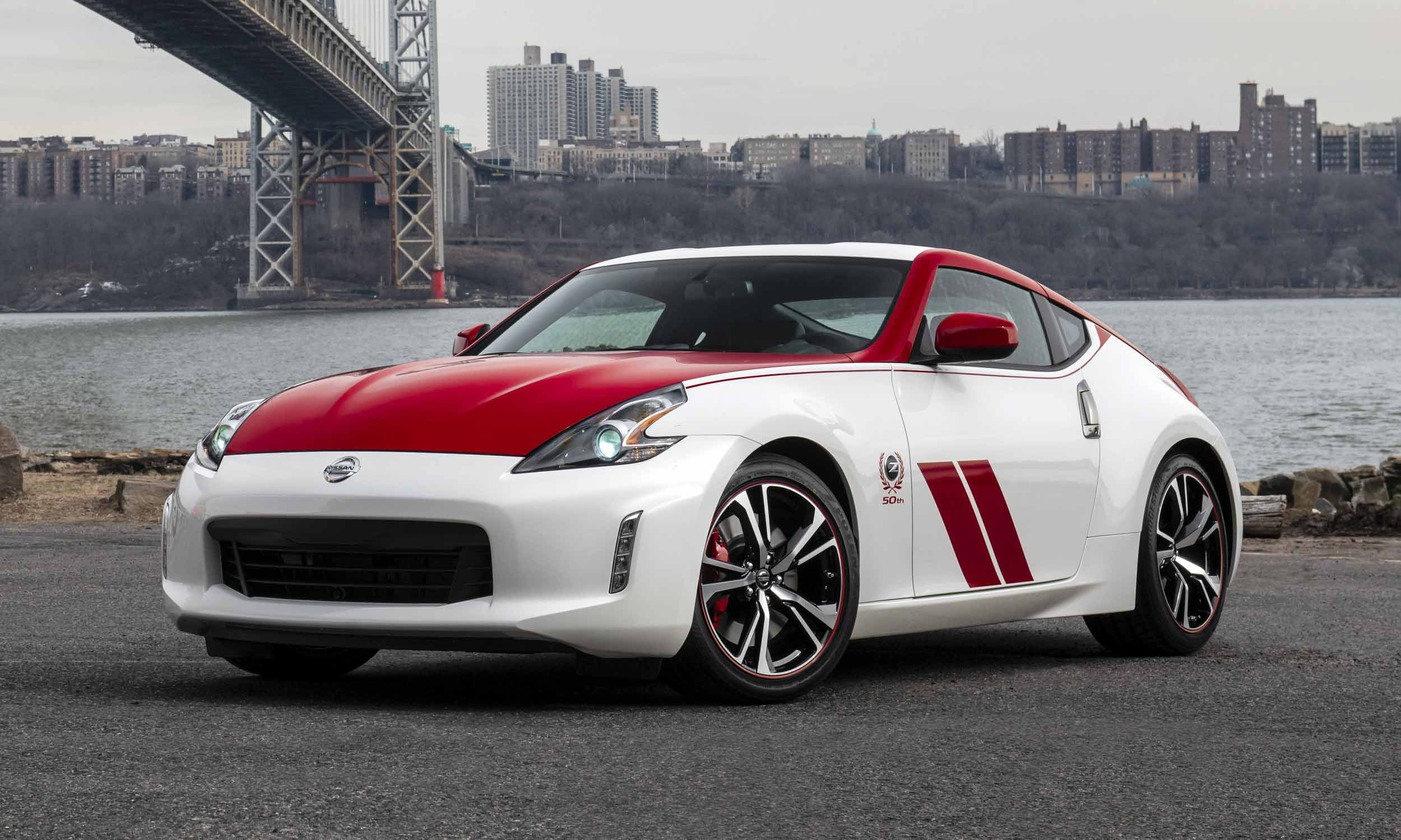 2019 New York Auto Show Nissan 370z 50th Anniversary