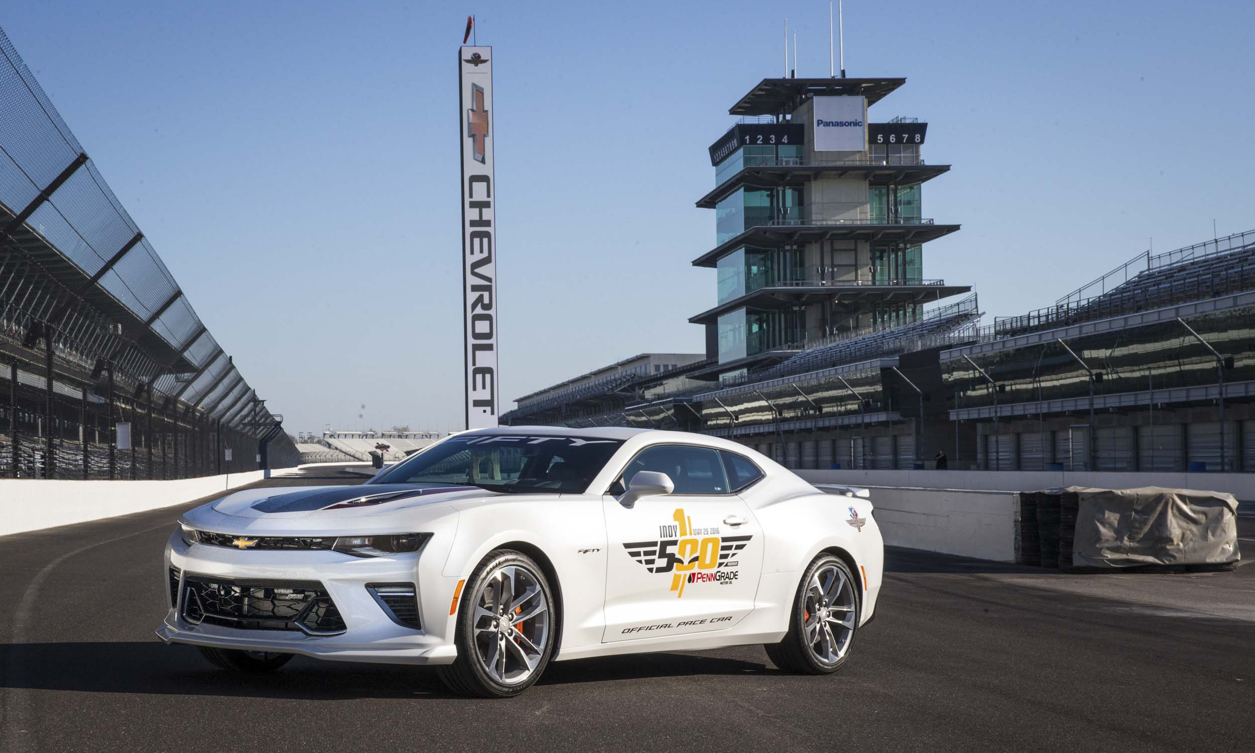 © Bret Kelley/IMS for Chevrolet