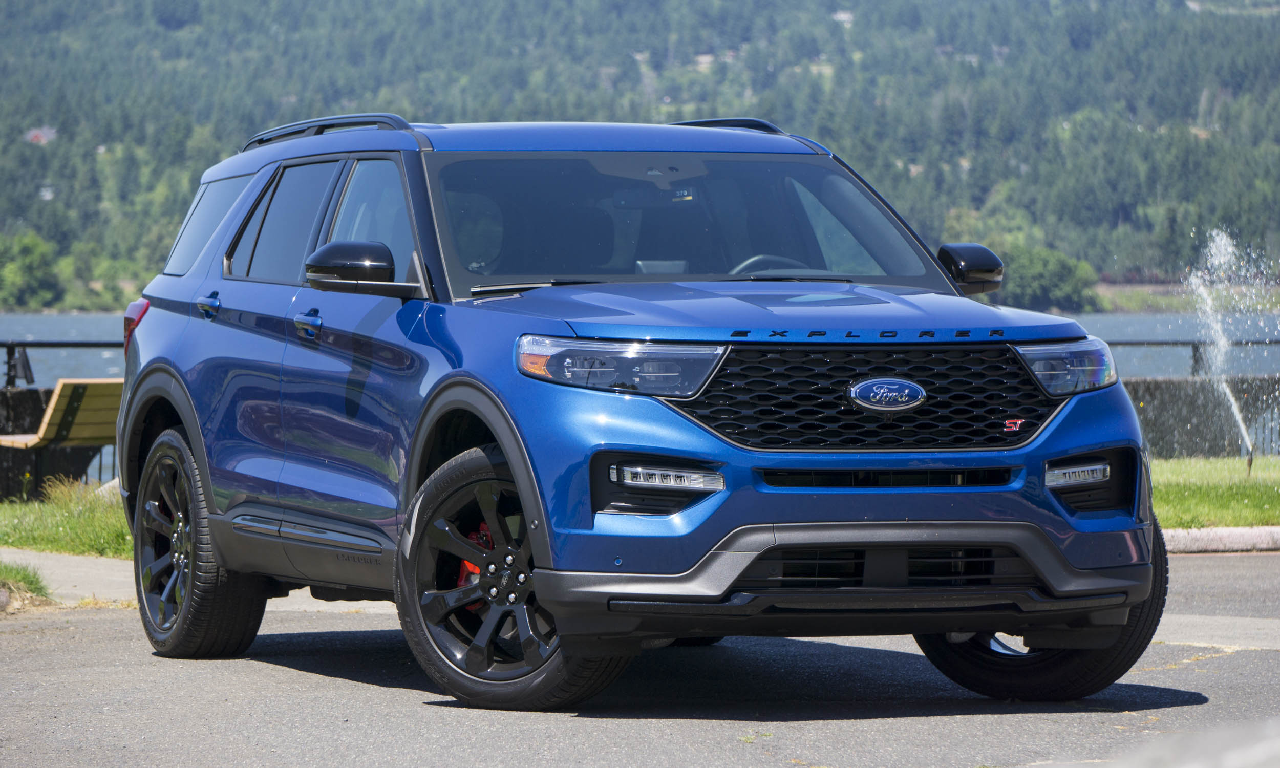 Ford Explorer 2020 Review.2020 Ford Explorer First Drive Review Autonxt