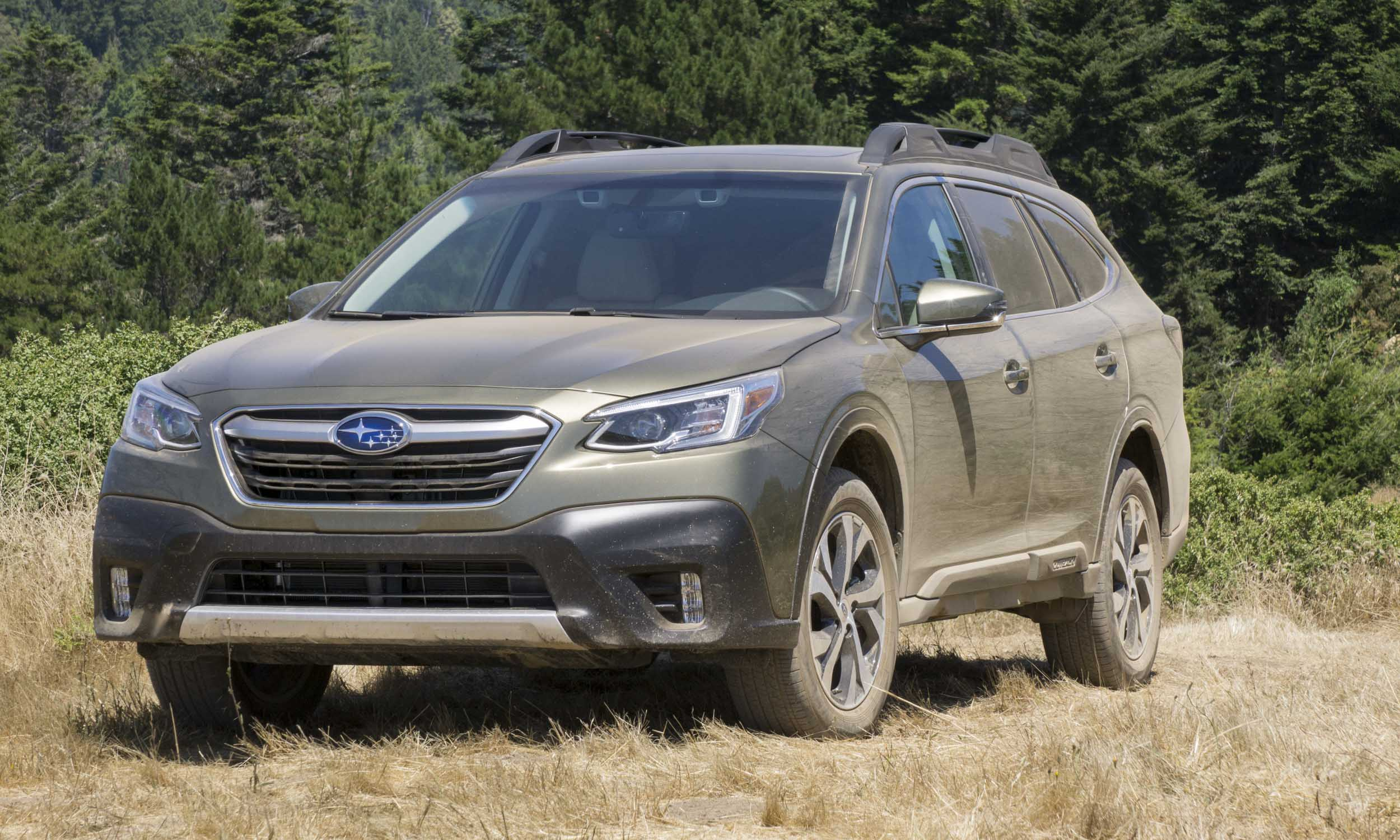 2020 subaru outback  first drive review