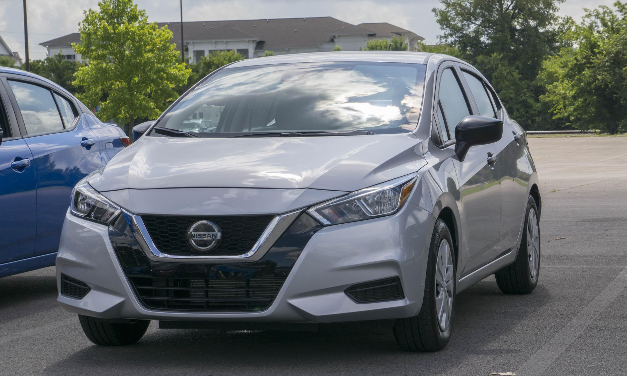 2020 Nissan Versa First Drive Review Autonxt