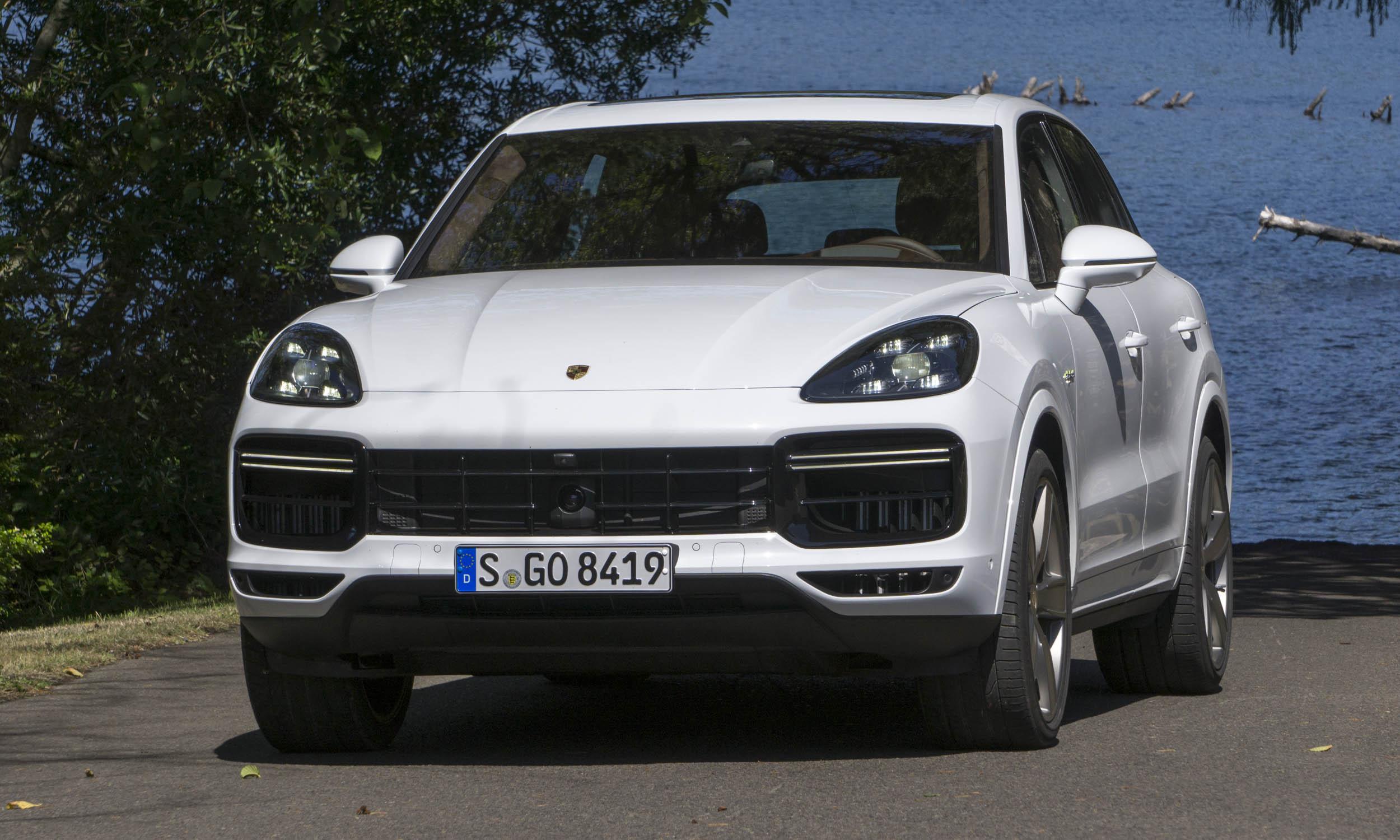 2020 Porsche Cayenne Turbo S E Hybrid First Drive Review Autonxt
