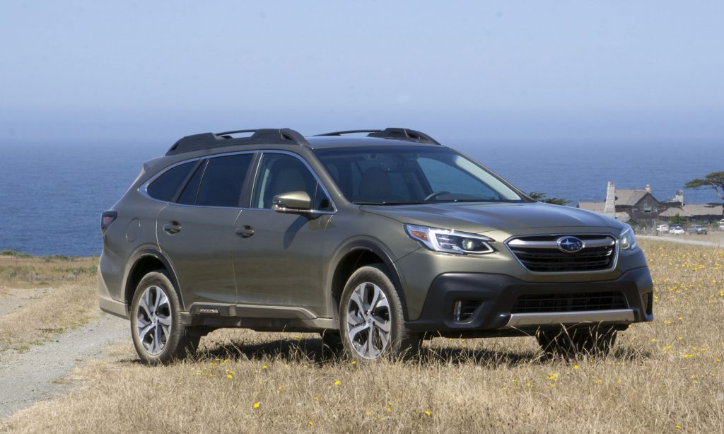 Subaru Outback Ground Clearance >> 2020 Subaru Outback: First Drive Review - » AutoNXT