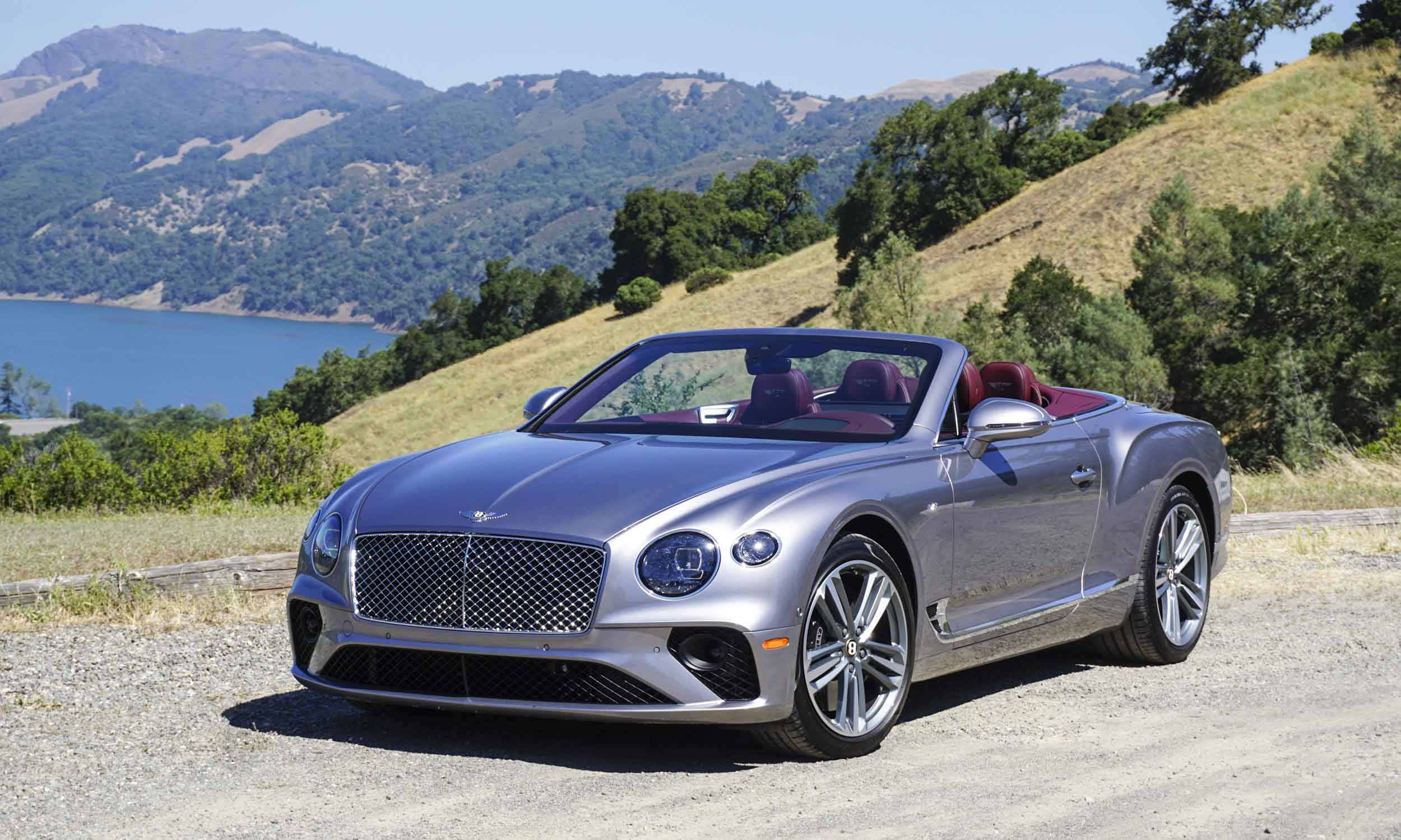 2020 Bentley Continental Gt V8 First Drive Review Automotive Industry News Car Reviews