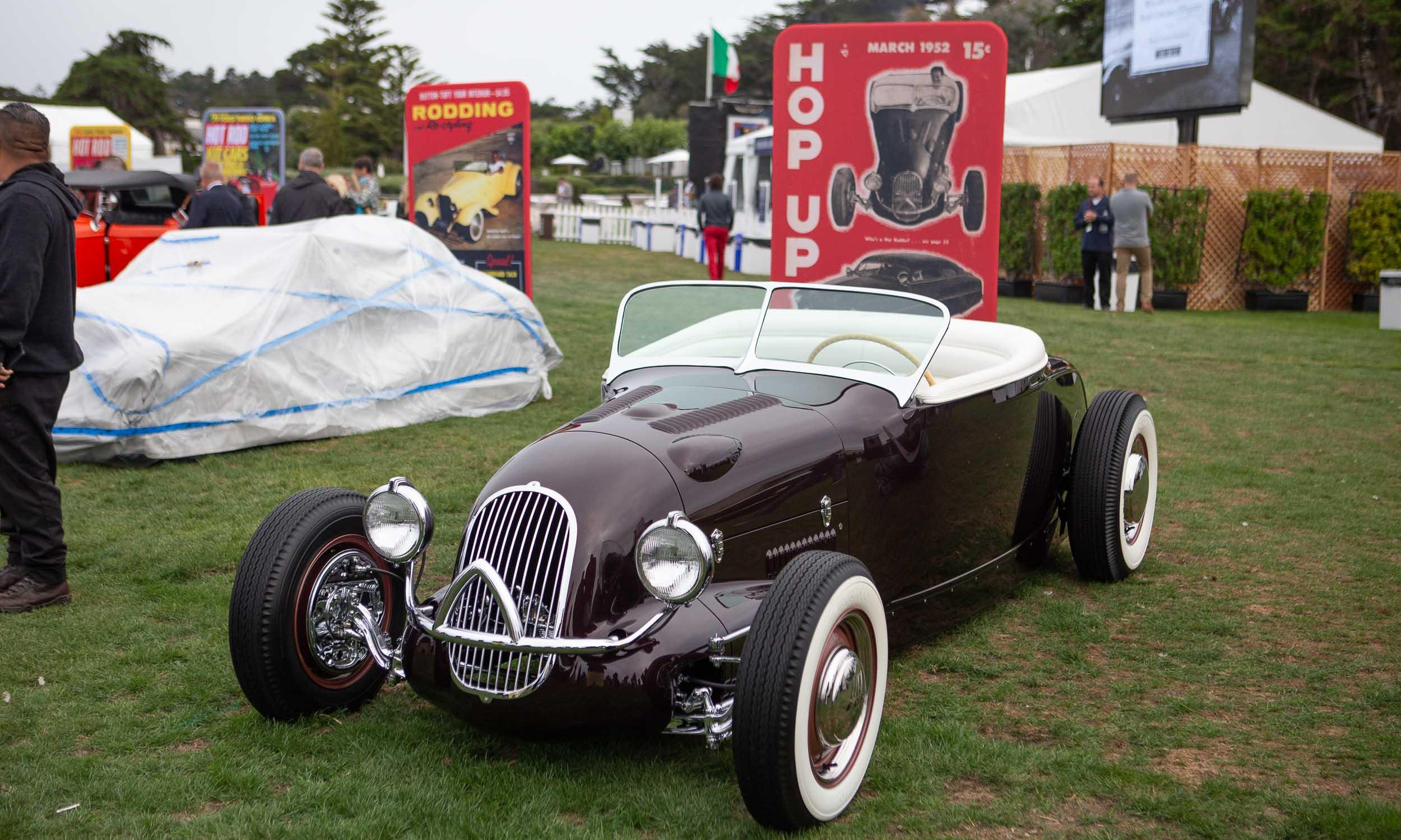 Rod Hatfield Used Cars Lexington Ky >> 2019 Pebble Beach Concours: Photo Highlights - » AutoNXT