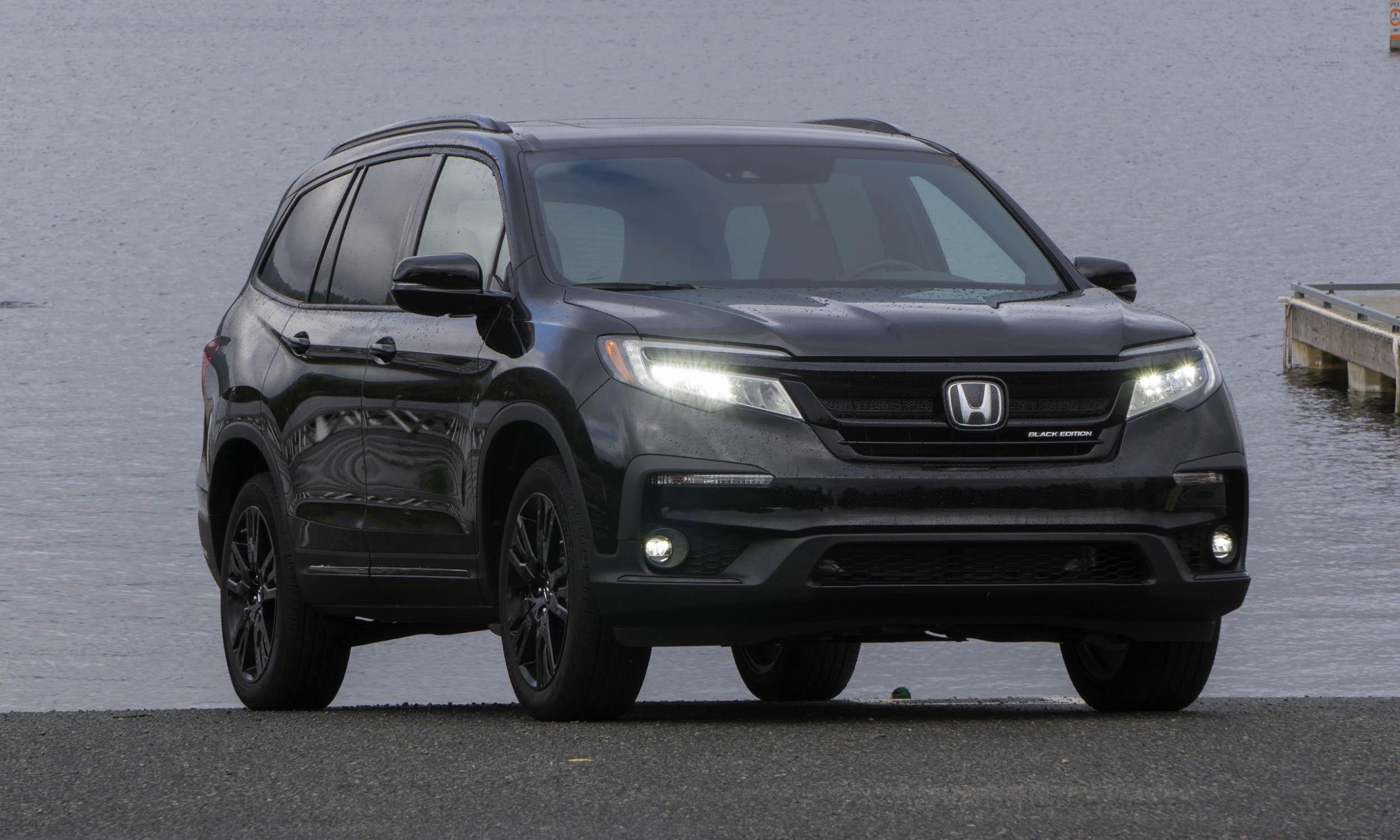 Honda Pilot 2020 Review.2020 Honda Pilot Black Edition Review Autonxt