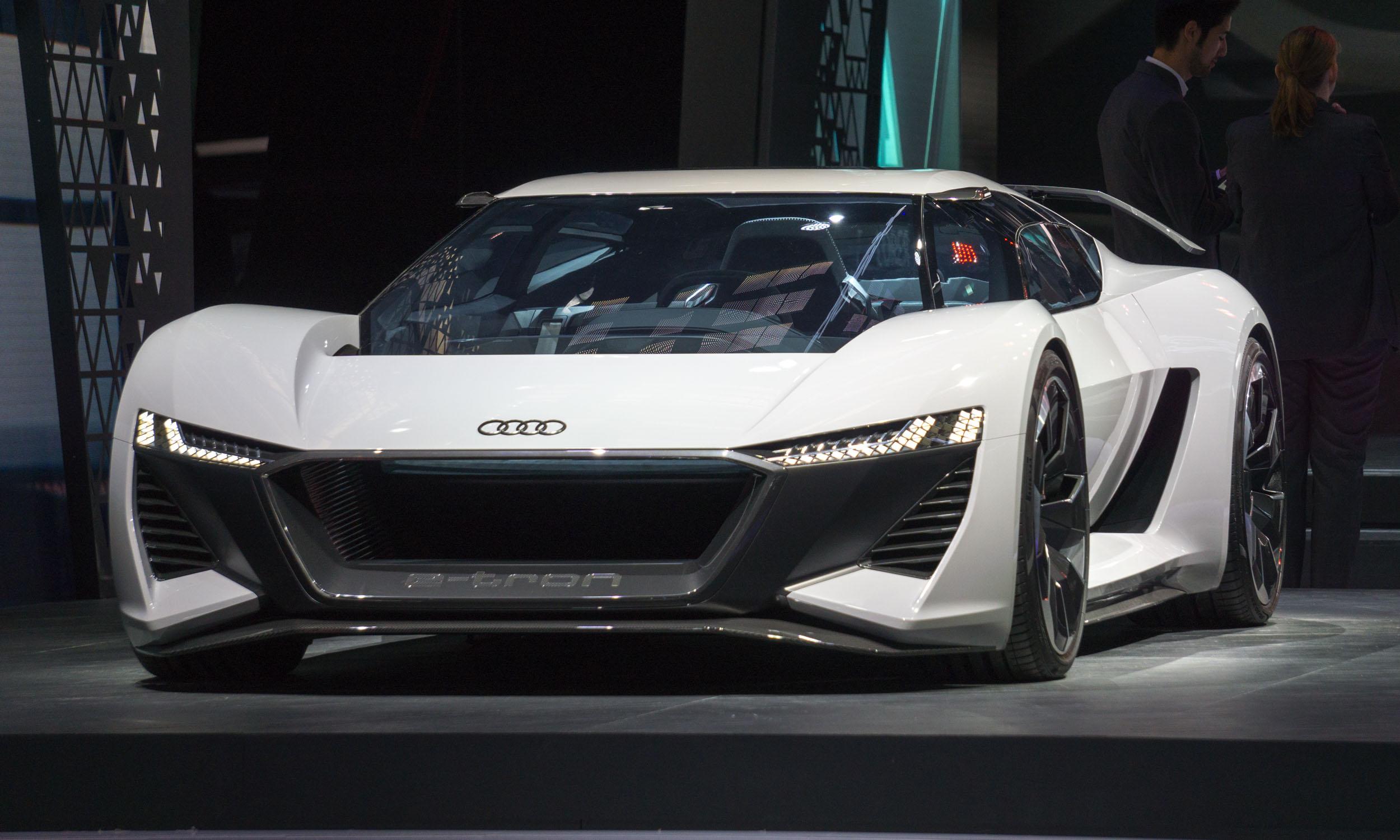 How Long Does A Car Battery Last >> 2019 Frankfurt Motor Show: Audi Completes AI Family - » AutoNXT