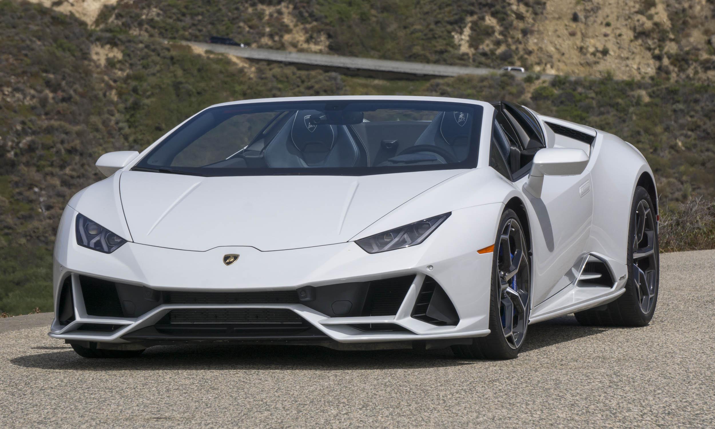 2019 Lamborghini Huracan EVO Spyder Review , » AutoNXT