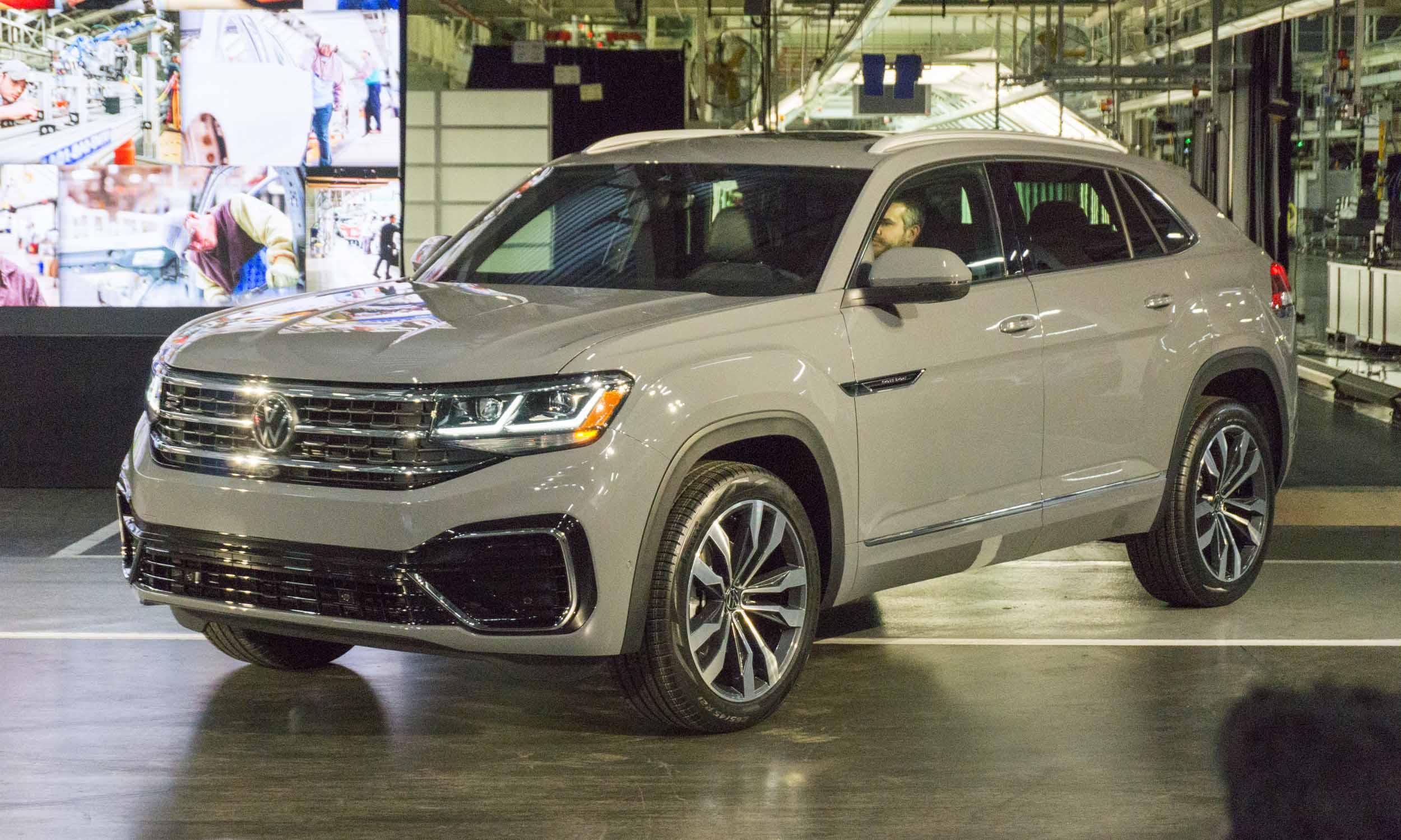 2020 Volkswagen Cross Speed Test