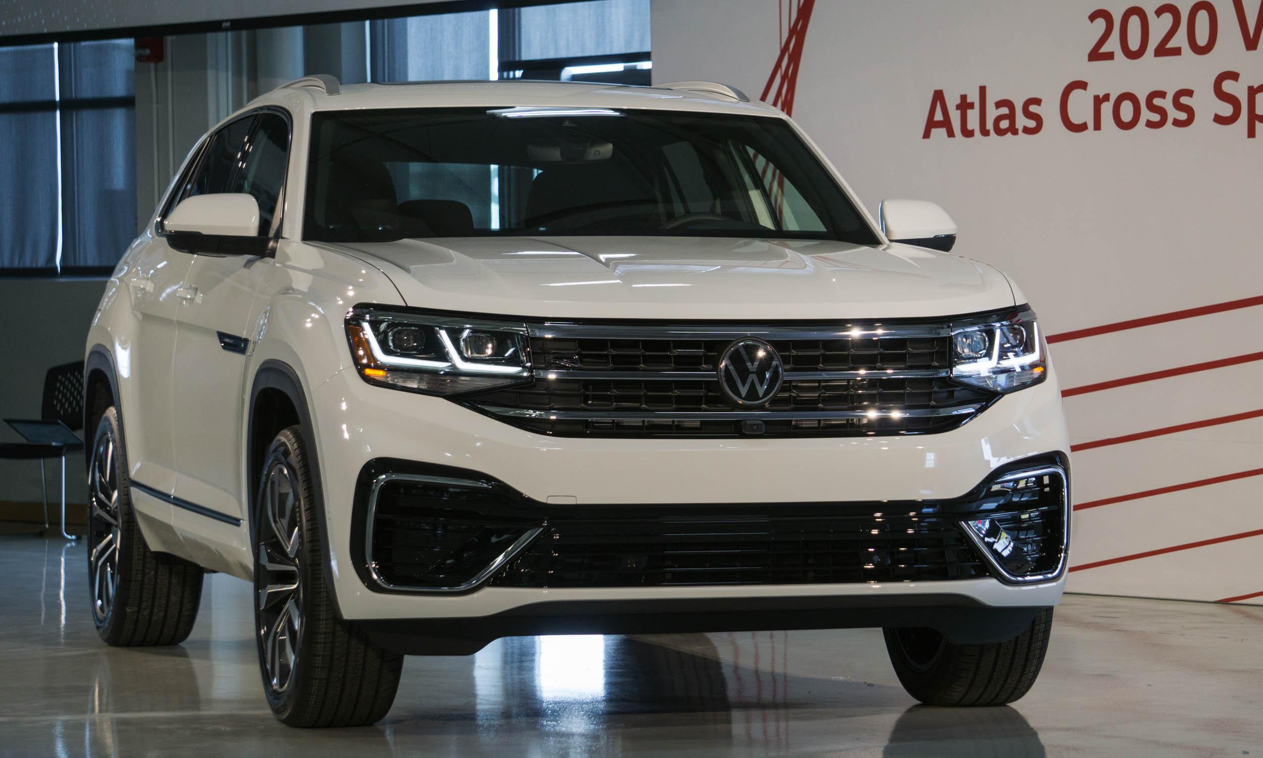 2020 Volkswagen Atlas Cross Sport First Look Autonxt