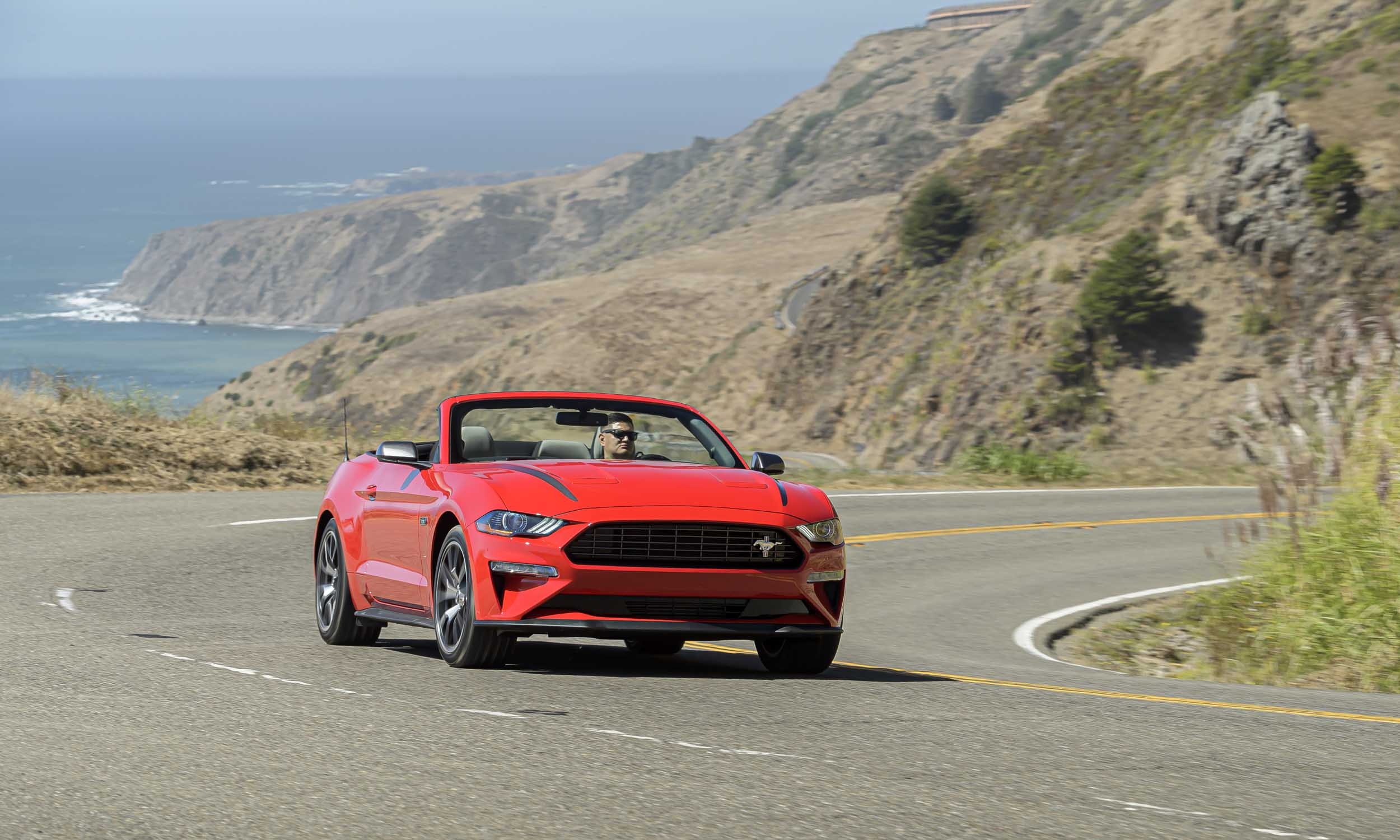 Ford Mustang 2.3 Ecoboost Tune