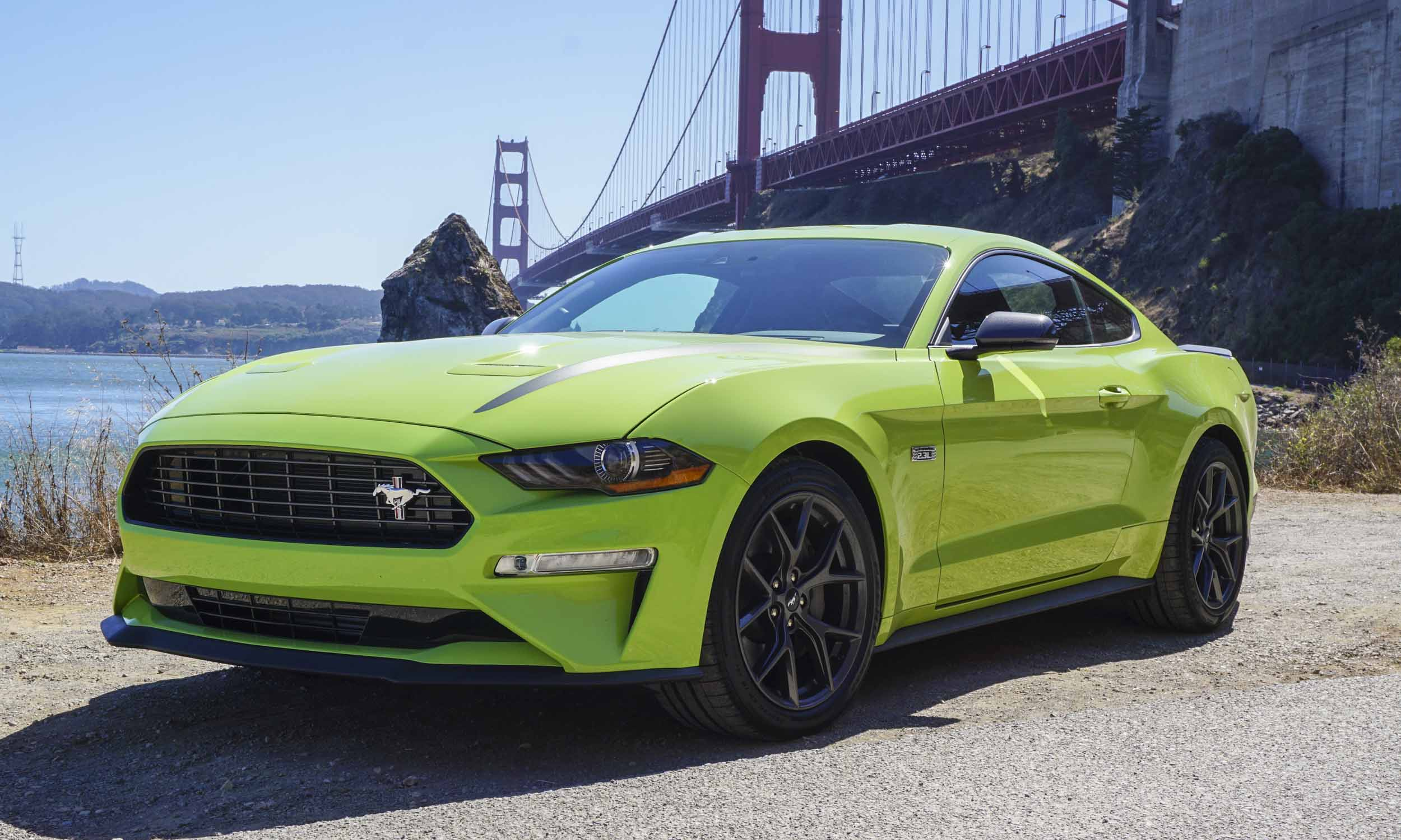 2020 Ford Mustang Gt Review.2020 Ford Mustang Ecoboost Hpp First Drive Review Autonxt
