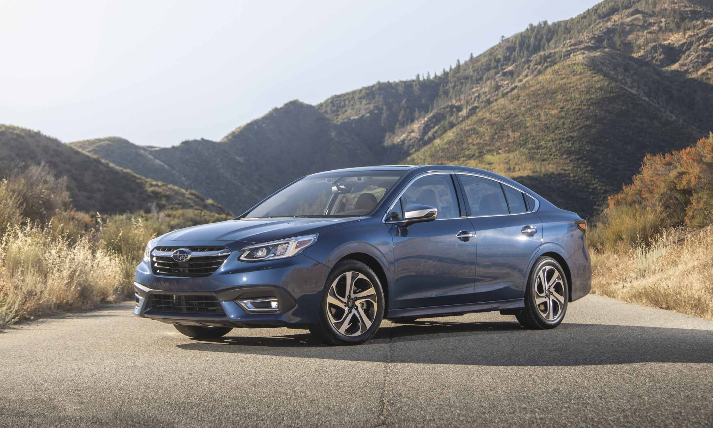 2020 subaru legacy  first drive review