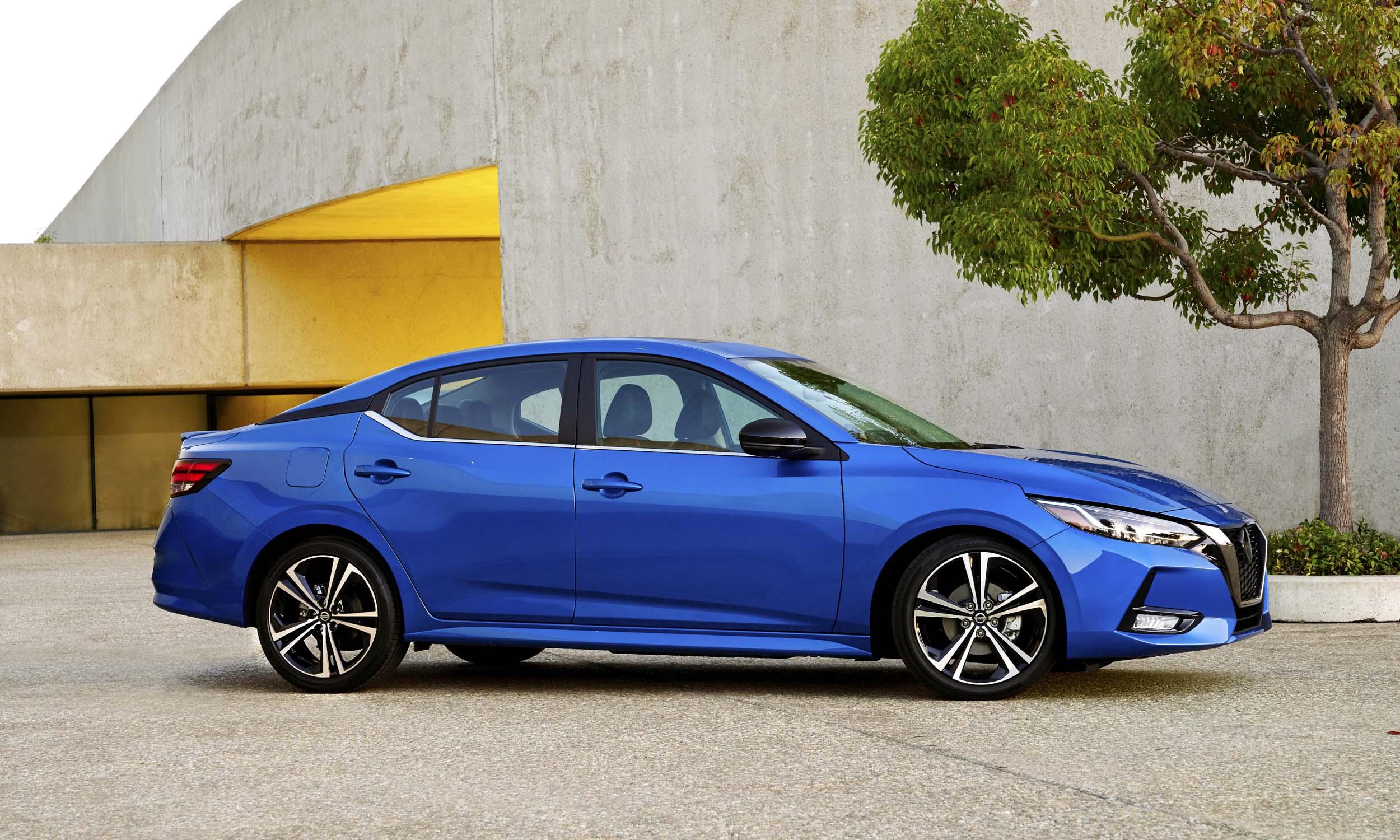2020 Nissan Sentra First Look Autonxt