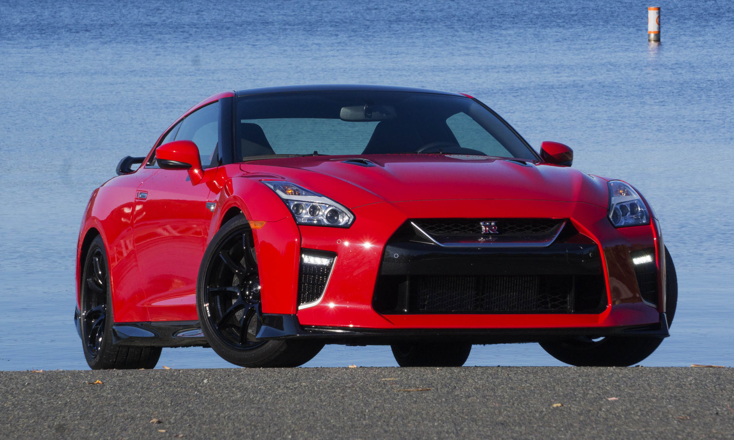 2020 nissan gt-r track edition  review