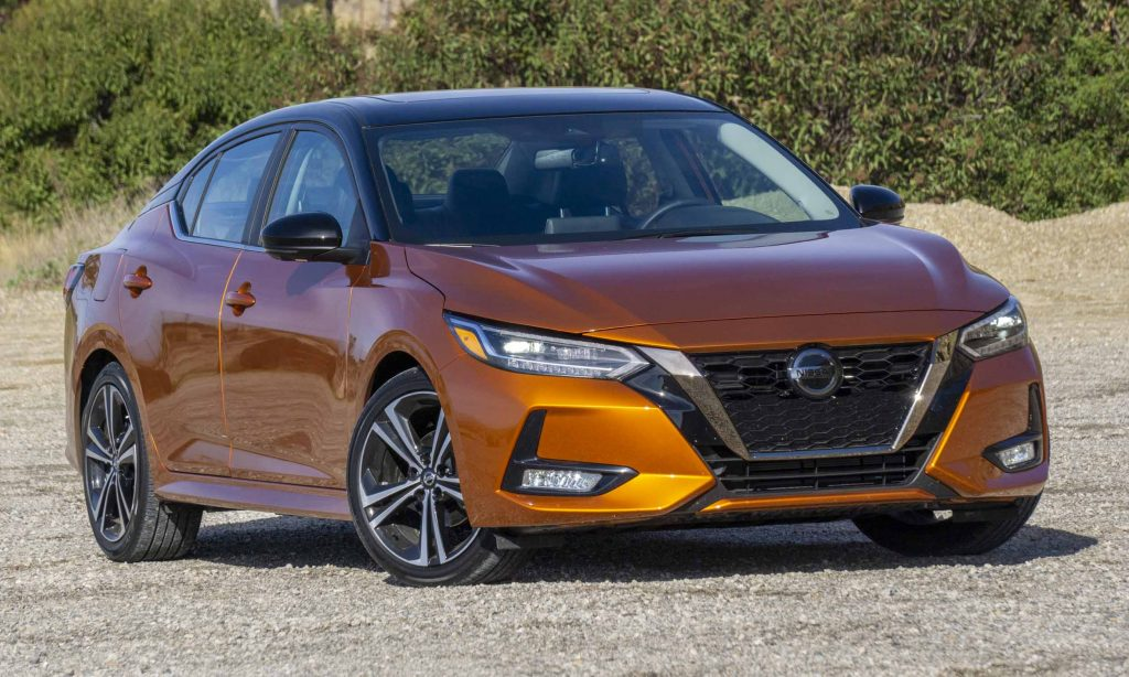 2020 Nissan Sentra: First Drive Review - » AutoNXT