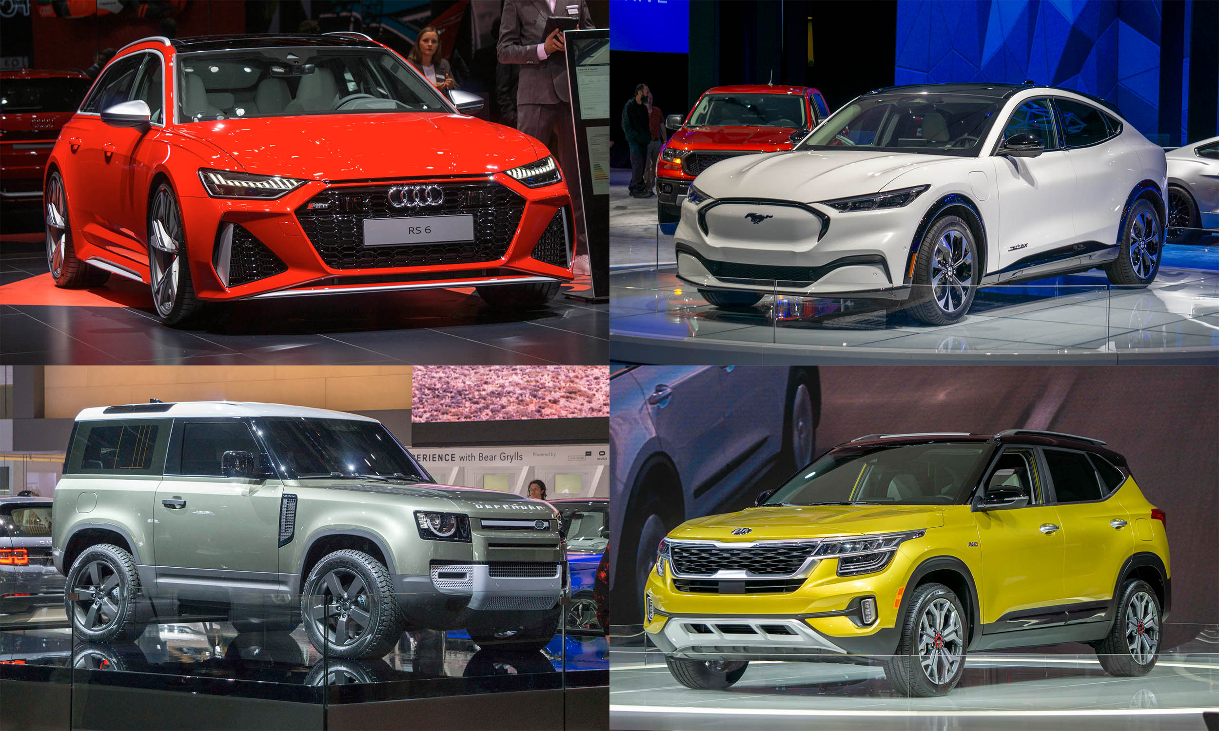 2019 Auto Show Highlights