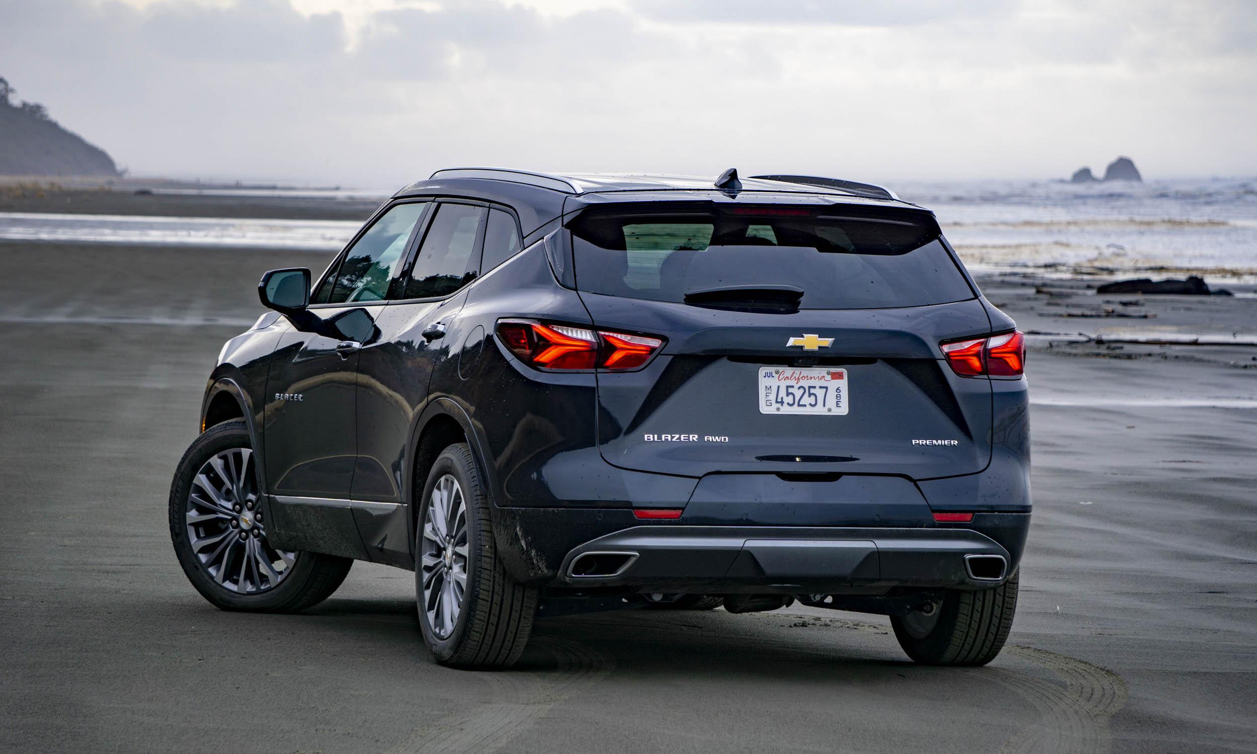 2020 Chevrolet Blazer Review Autonxt
