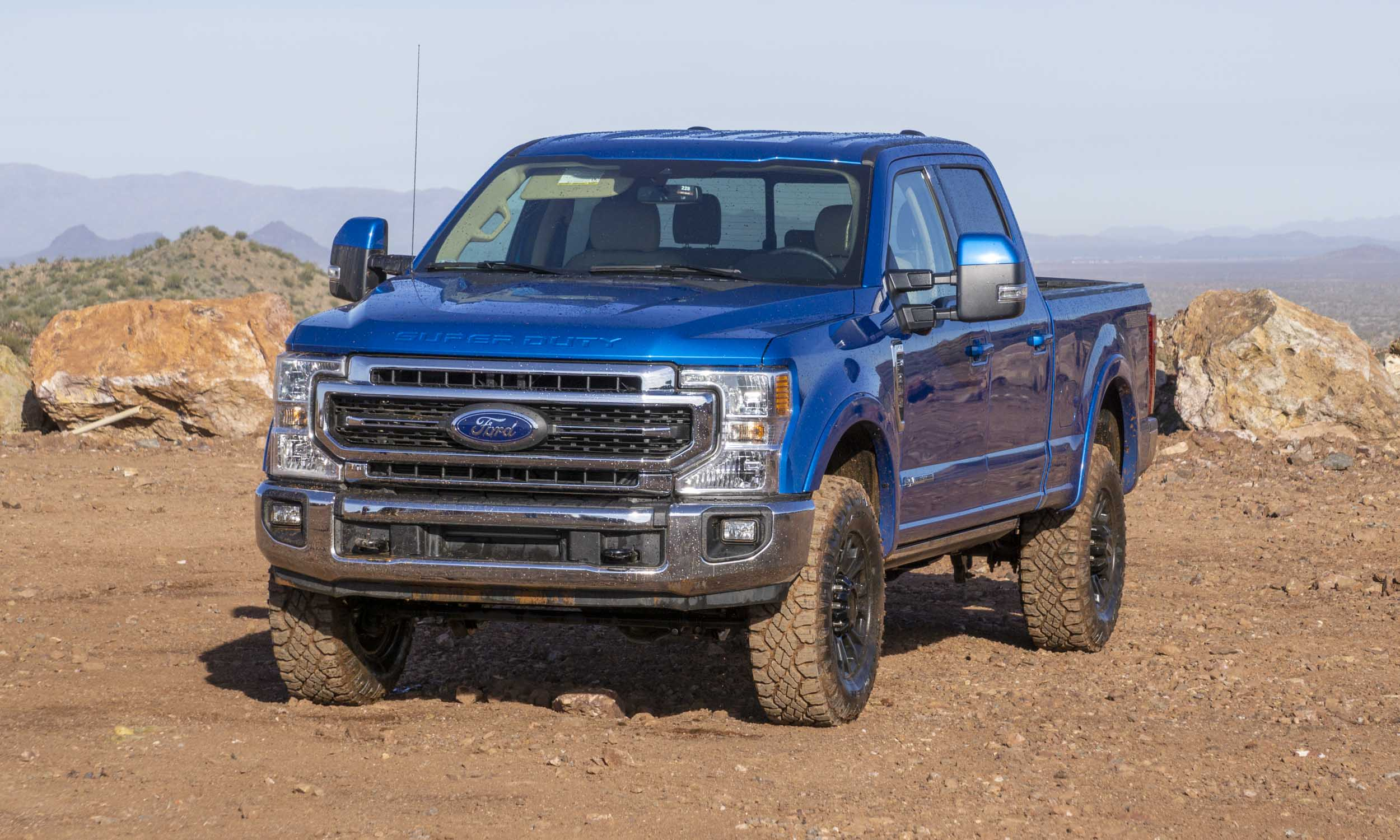 2020 ford super duty: first drive review - » autonxt