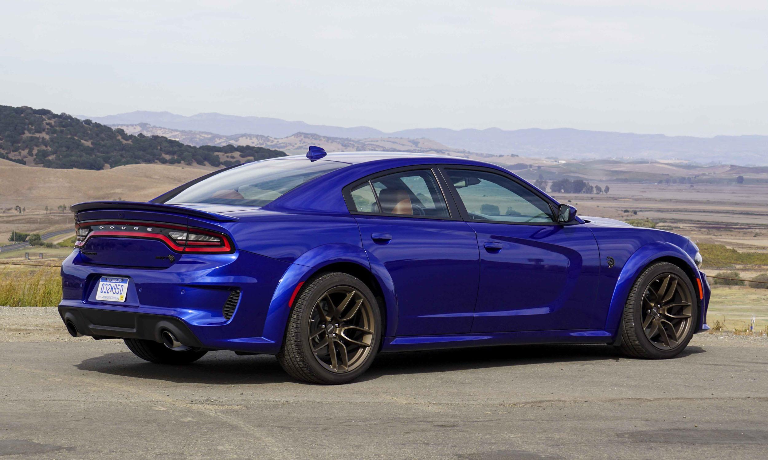 2020 Dodge Charger Srt Hellcat First Drive Review Autonxt