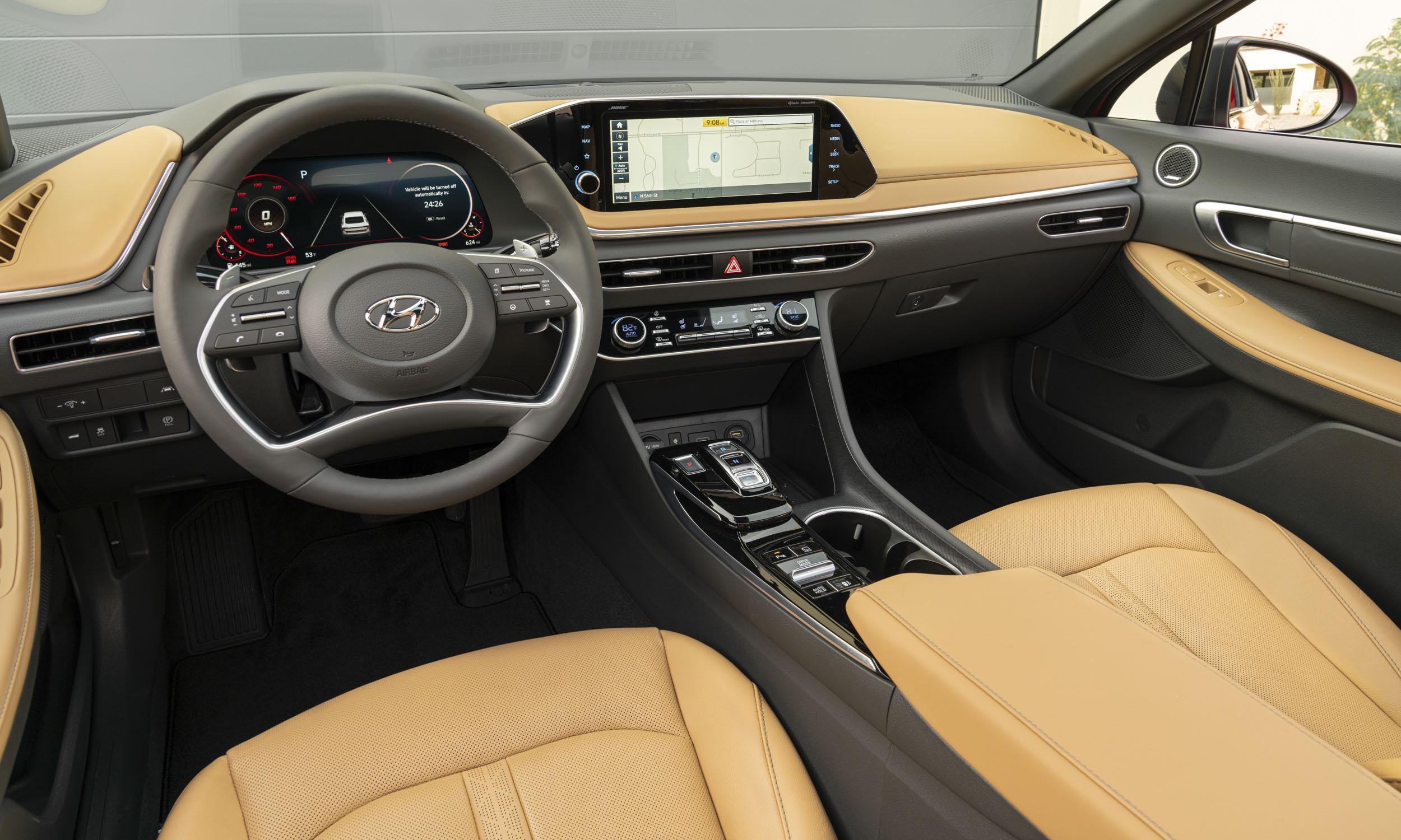 2020 Hyundai Sonata First Drive Review Autonxt