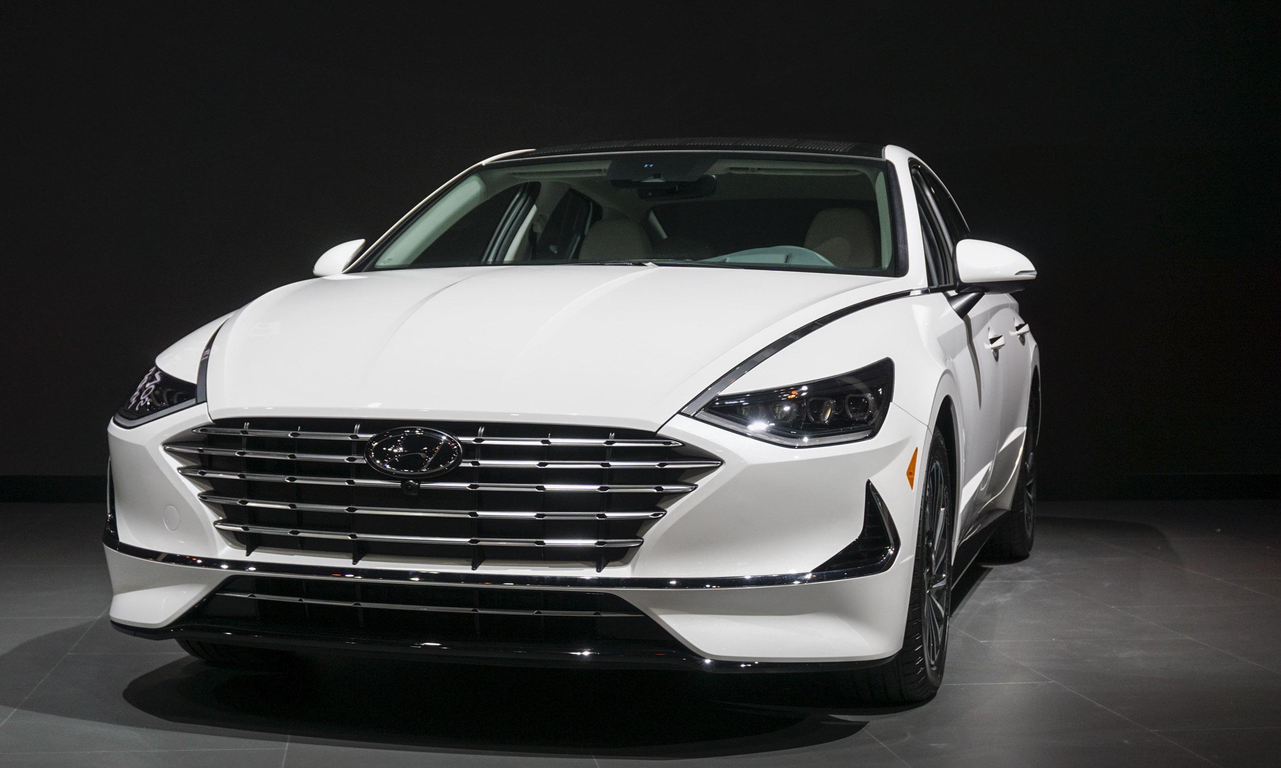 2020 hyundai sonata hybrid - » autonxt