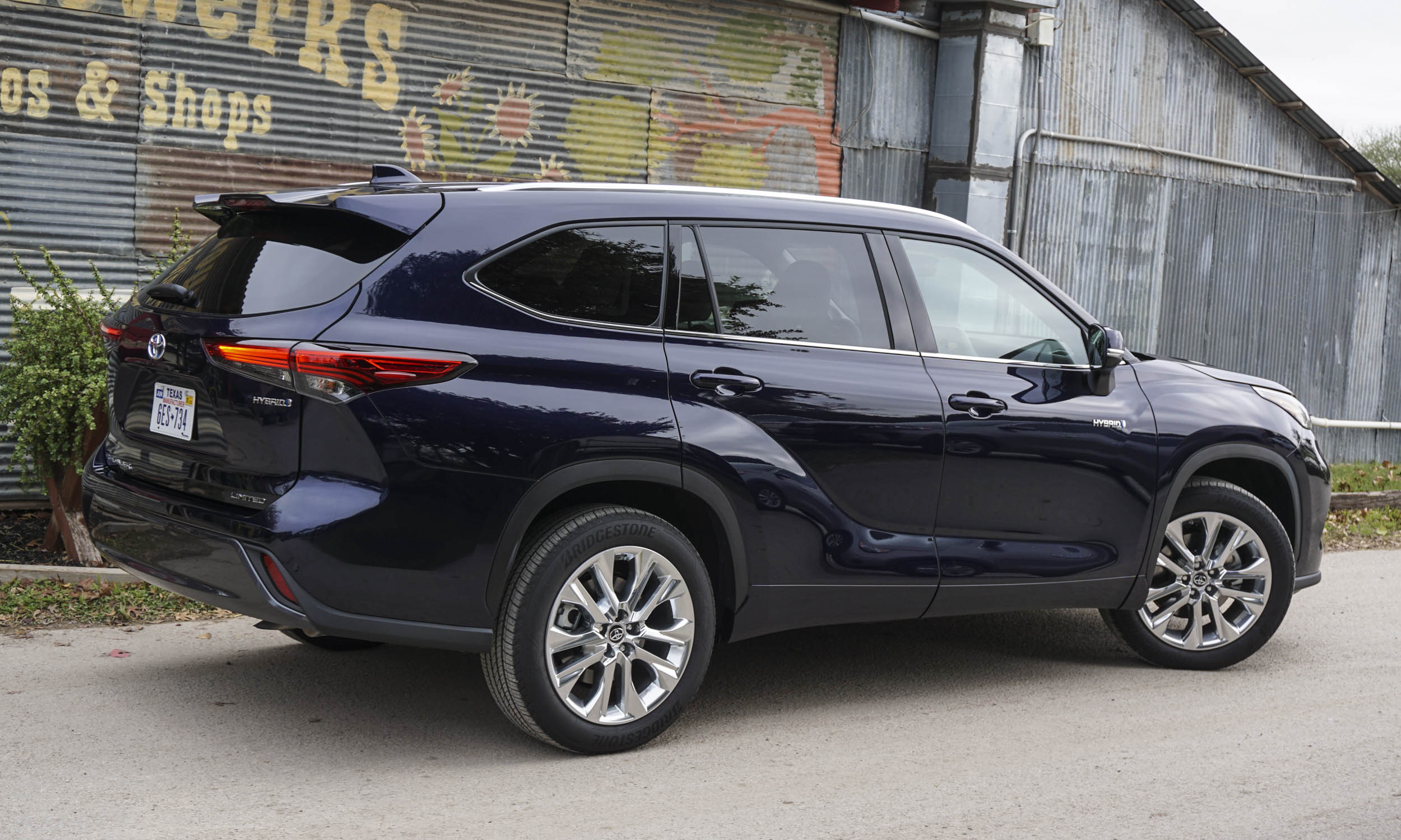 2020 Toyota Highlander: First Drive Review