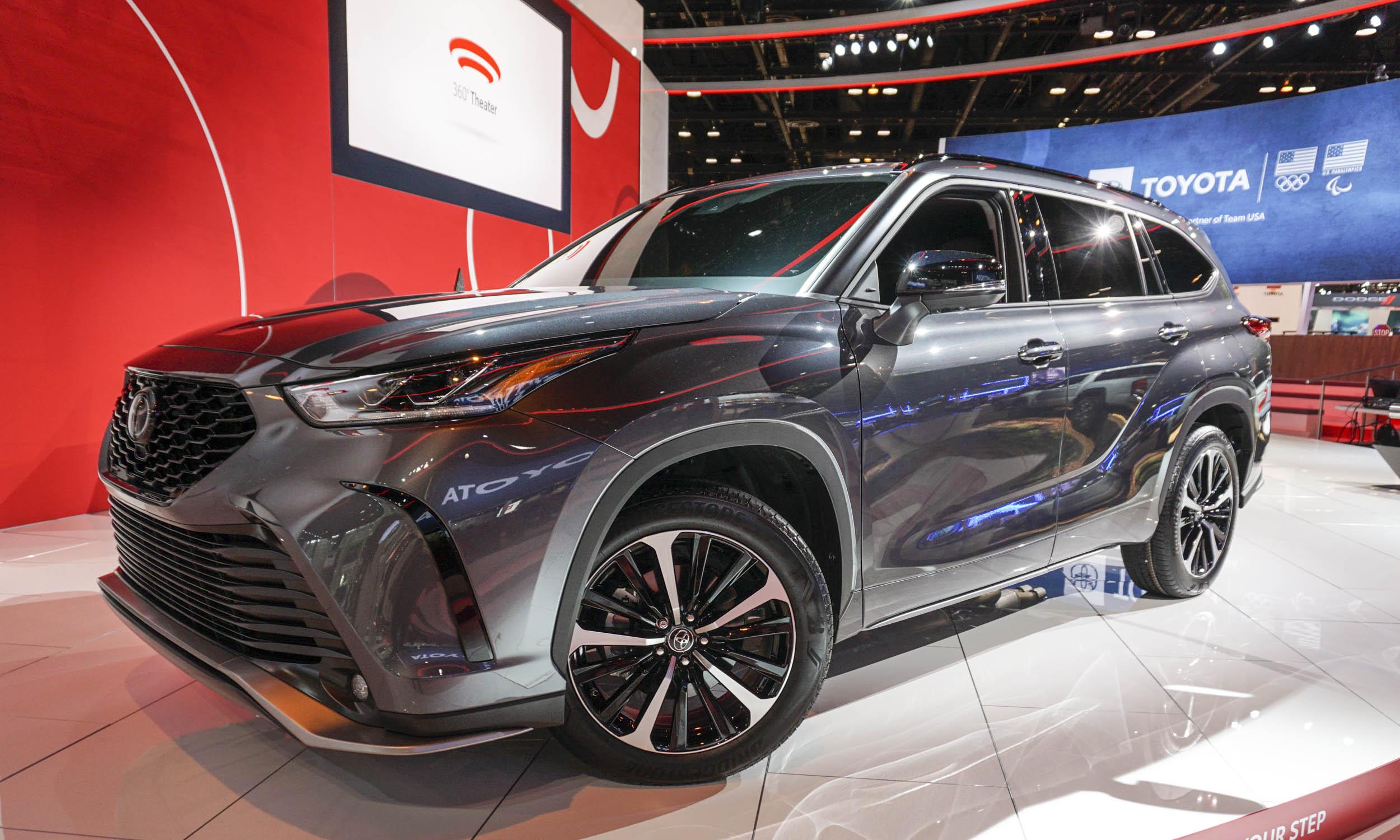 2021 Toyota Highlander XSE - » AutoNXT