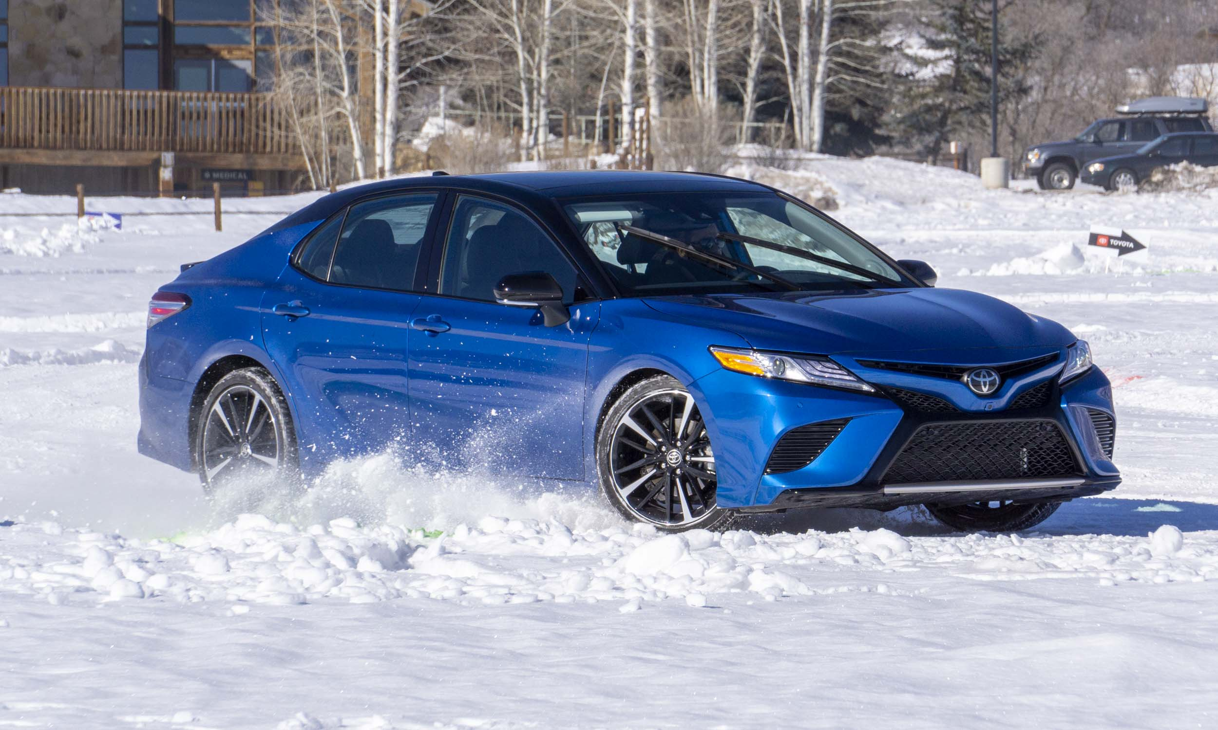 Toyota Goes All In On All Wheel Drive Autonxt