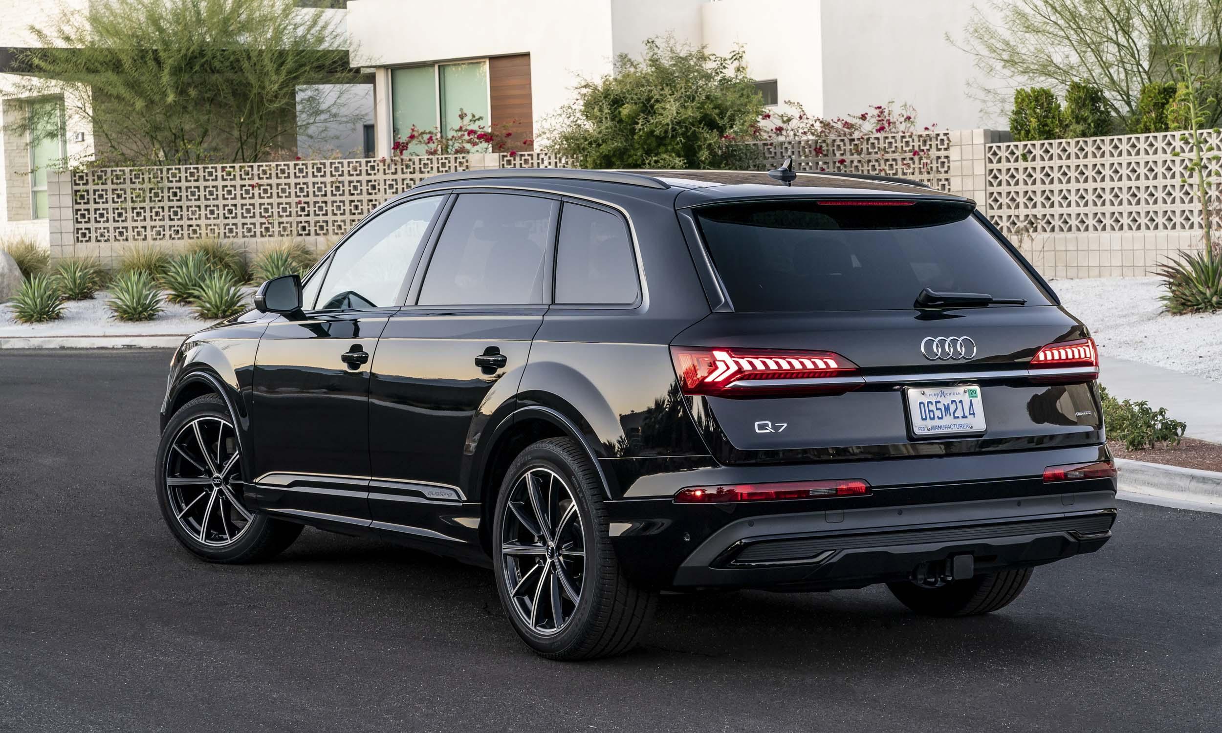 2020 Audi Q7 First Drive Review Autonxt