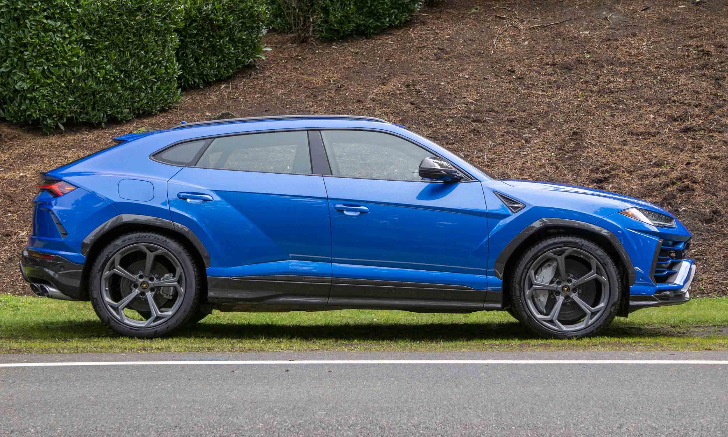 2020 Lamborghini Urus Review Autonxt